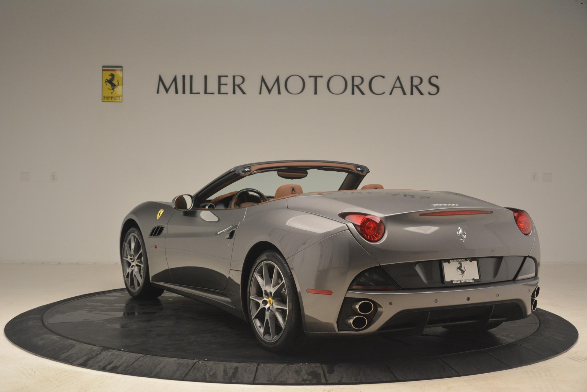 Used 2012 Ferrari California  For Sale In Greenwich, CT. Alfa Romeo of Greenwich, 4484 2285_p5