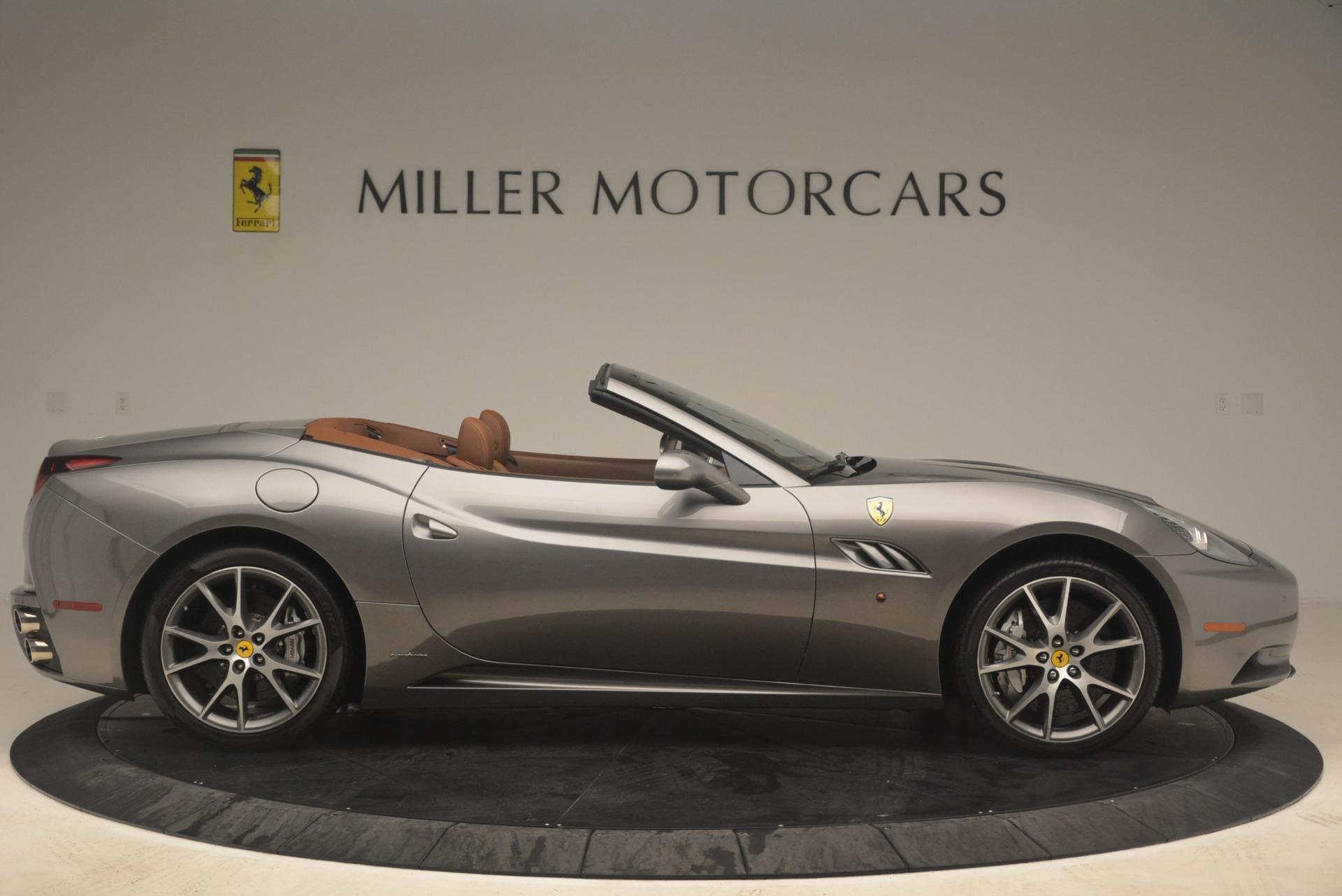Used 2012 Ferrari California  For Sale In Greenwich, CT. Alfa Romeo of Greenwich, 4484 2285_p9