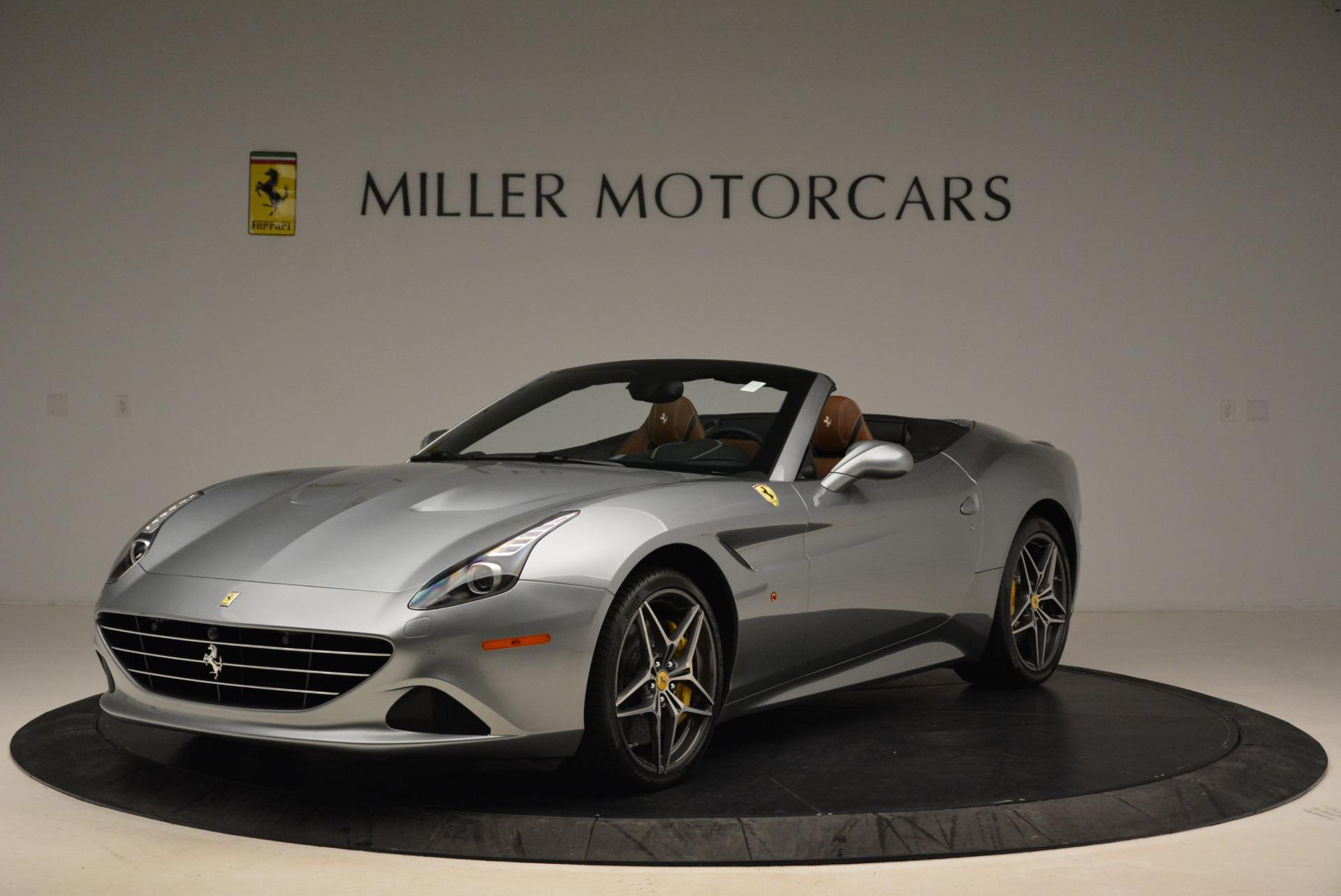 Used 2018 Ferrari California T  For Sale In Greenwich, CT. Alfa Romeo of Greenwich, F1821B 2287_main