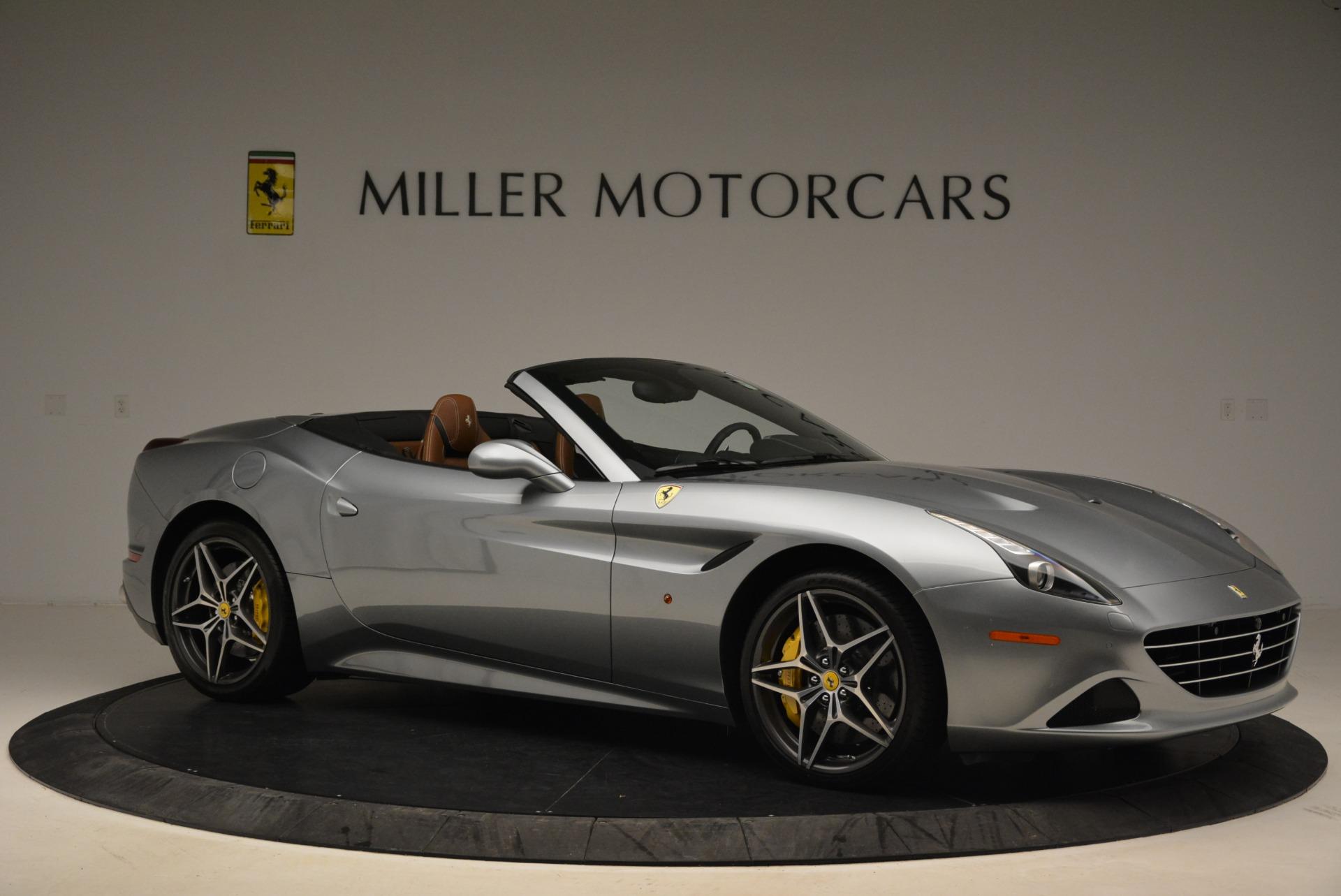 Used 2018 Ferrari California T  For Sale In Greenwich, CT. Alfa Romeo of Greenwich, F1821B 2287_p10