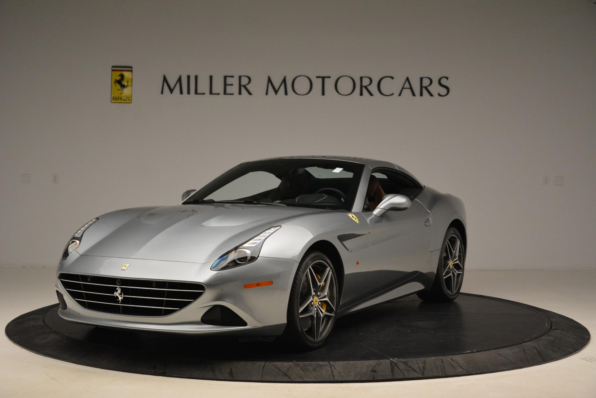 Used 2018 Ferrari California T  For Sale In Greenwich, CT. Alfa Romeo of Greenwich, F1821B 2287_p13
