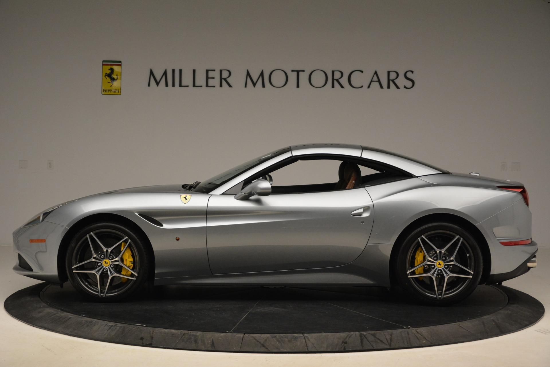 Used 2018 Ferrari California T  For Sale In Greenwich, CT. Alfa Romeo of Greenwich, F1821B 2287_p15