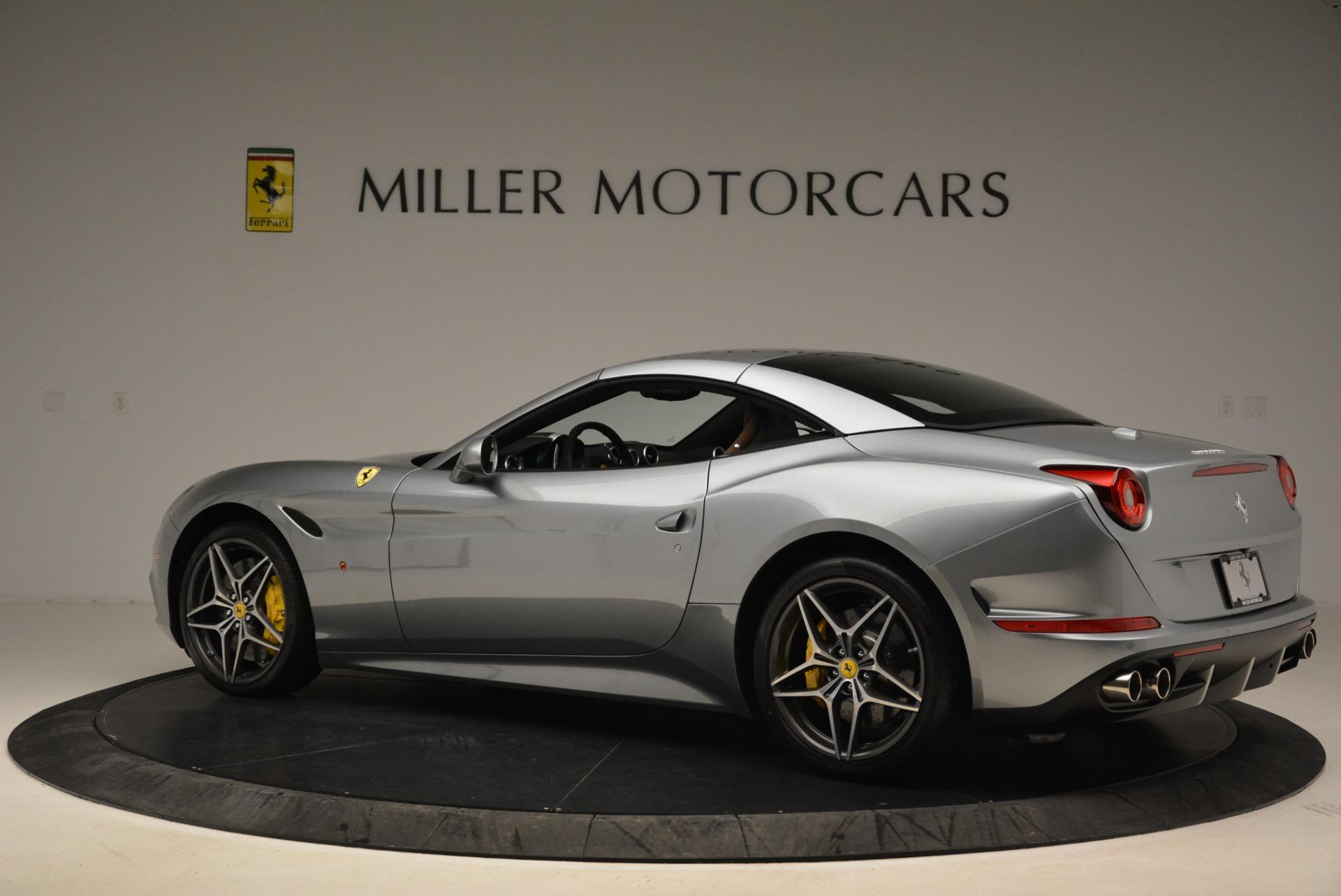 Used 2018 Ferrari California T  For Sale In Greenwich, CT. Alfa Romeo of Greenwich, F1821B 2287_p16