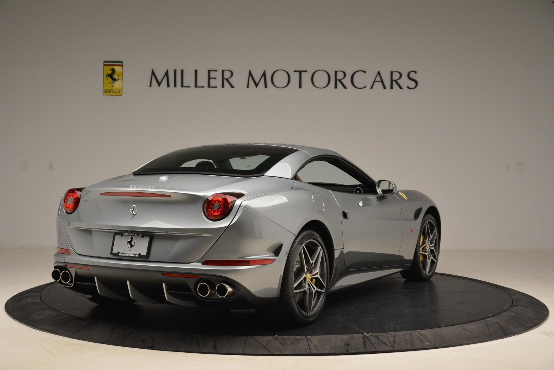Used 2018 Ferrari California T  For Sale In Greenwich, CT. Alfa Romeo of Greenwich, F1821B 2287_p19