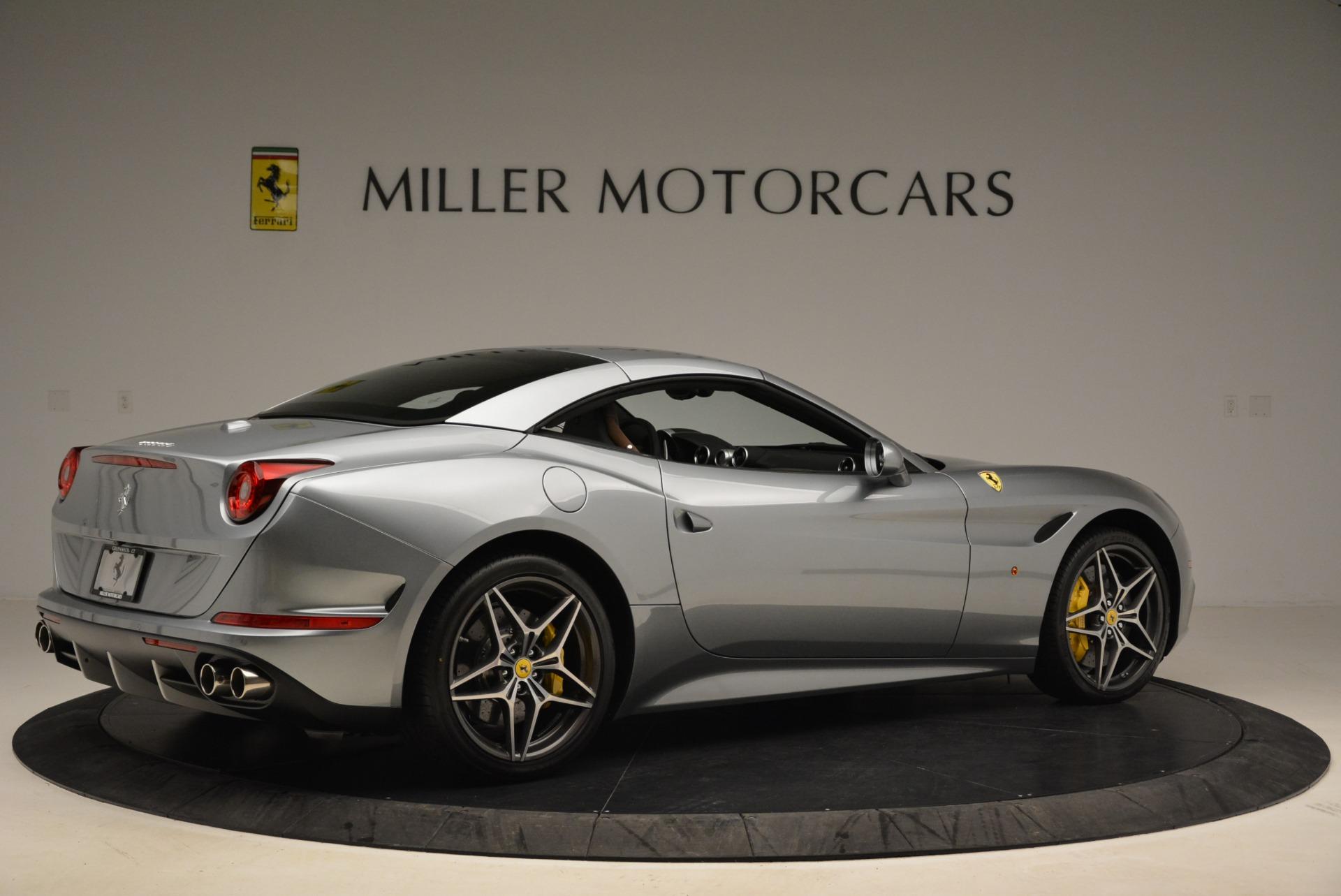 Used 2018 Ferrari California T  For Sale In Greenwich, CT. Alfa Romeo of Greenwich, F1821B 2287_p20
