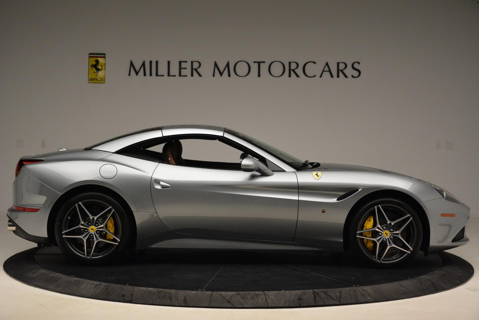 Used 2018 Ferrari California T  For Sale In Greenwich, CT. Alfa Romeo of Greenwich, F1821B 2287_p21