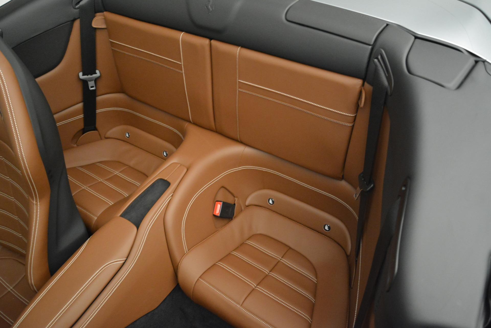 Used 2018 Ferrari California T  For Sale In Greenwich, CT. Alfa Romeo of Greenwich, F1821B 2287_p29