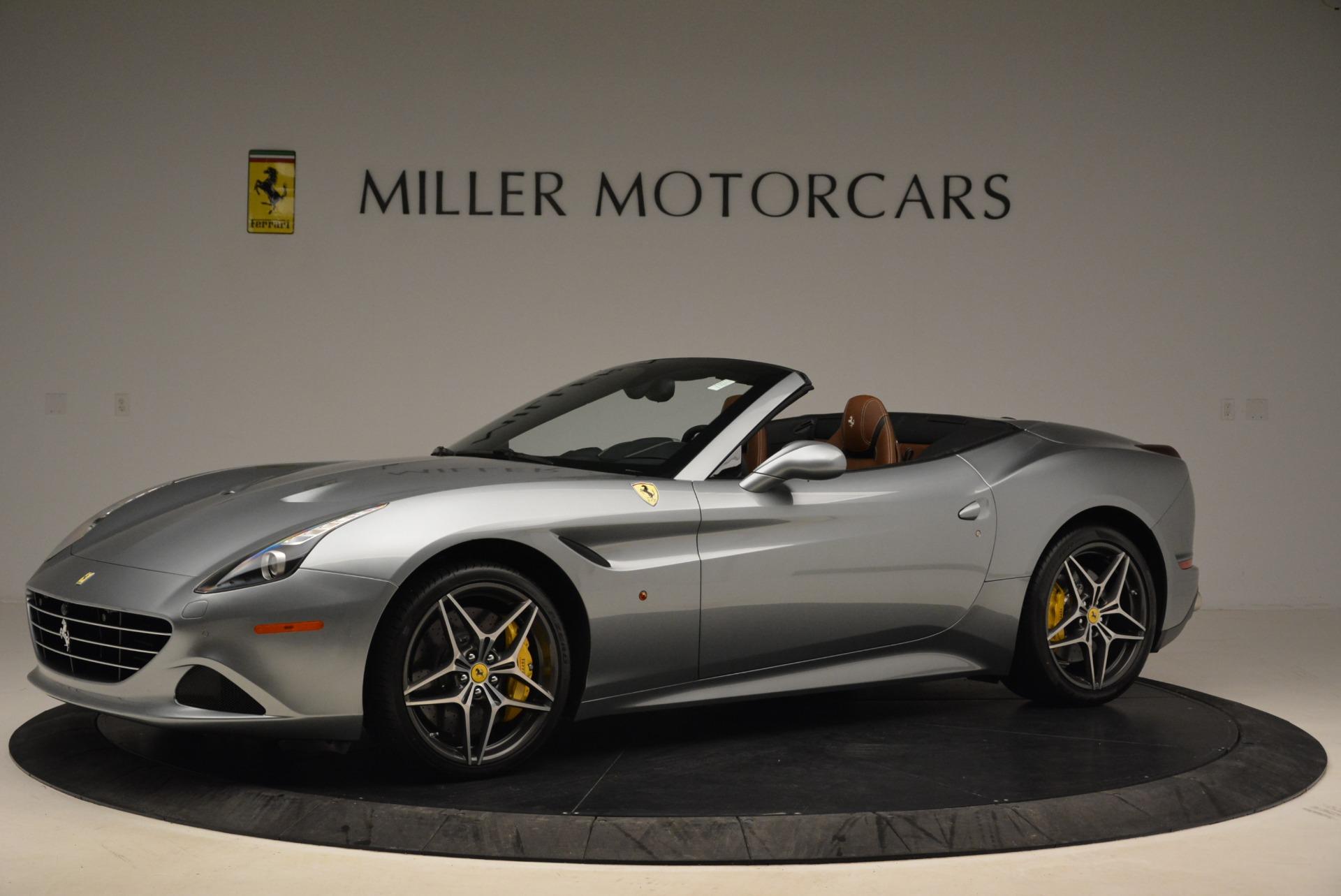 Used 2018 Ferrari California T  For Sale In Greenwich, CT. Alfa Romeo of Greenwich, F1821B 2287_p2