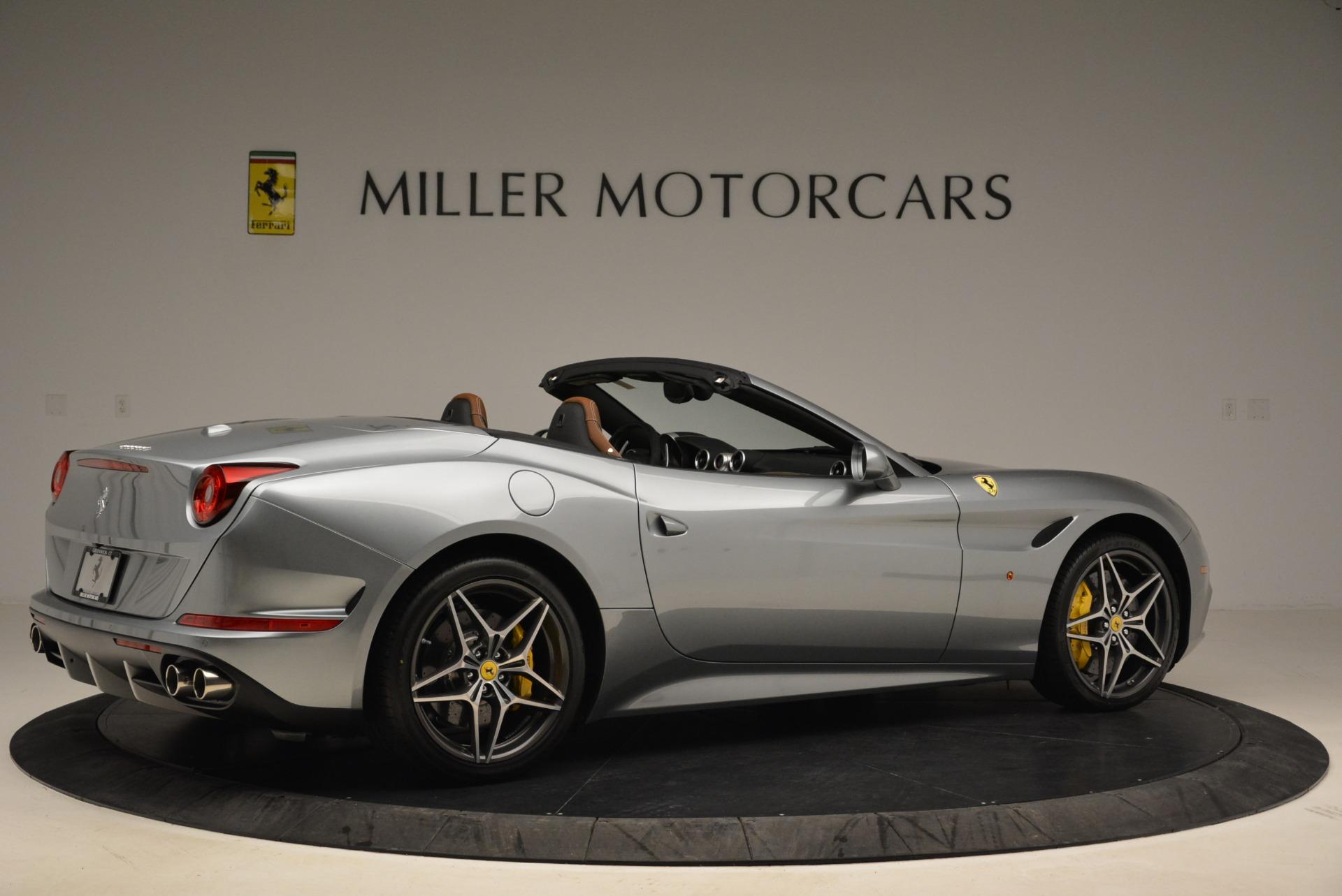 Used 2018 Ferrari California T  For Sale In Greenwich, CT. Alfa Romeo of Greenwich, F1821B 2287_p8