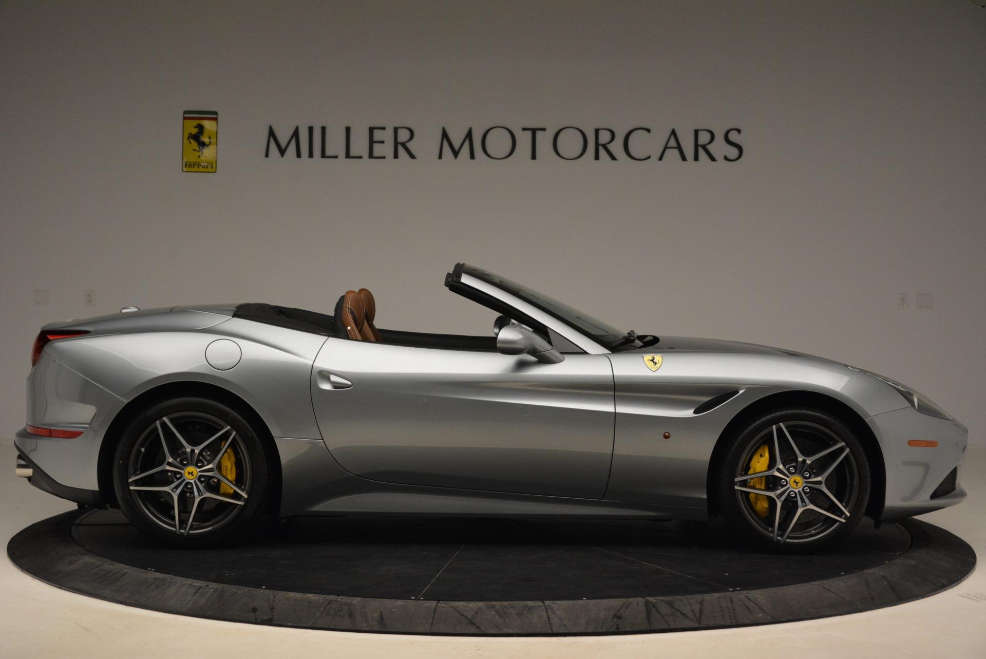 Used 2018 Ferrari California T  For Sale In Greenwich, CT. Alfa Romeo of Greenwich, F1821B 2287_p9