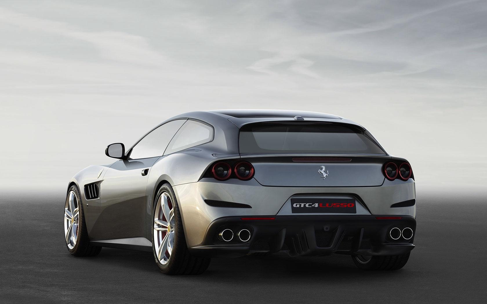 New 2020 Ferrari GTC4LUSSO  For Sale In Greenwich, CT. Alfa Romeo of Greenwich, XXX002 229_p2