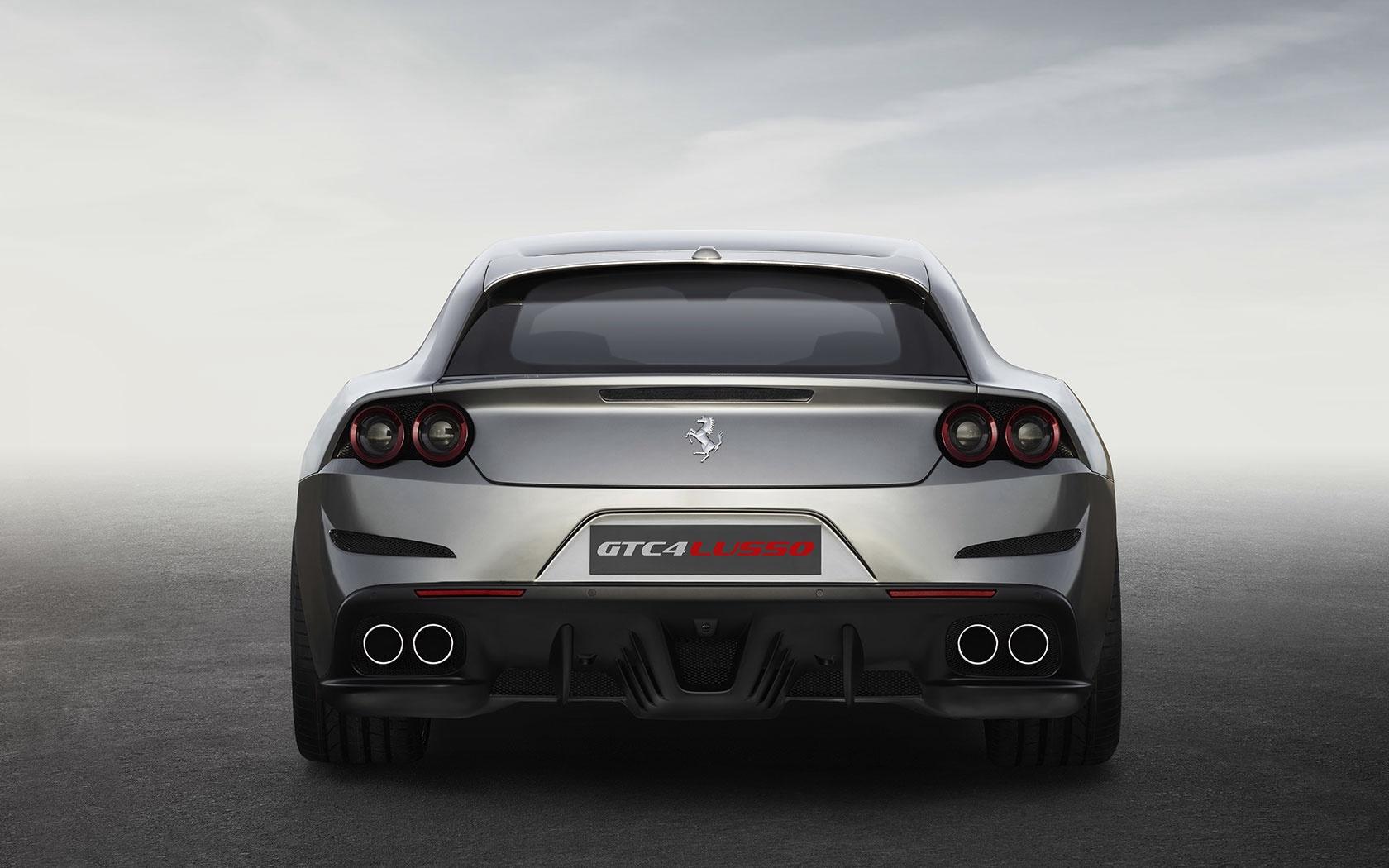 New 2019 Ferrari GTC4LUSSO  For Sale In Greenwich, CT. Alfa Romeo of Greenwich, XXX002 229_p3