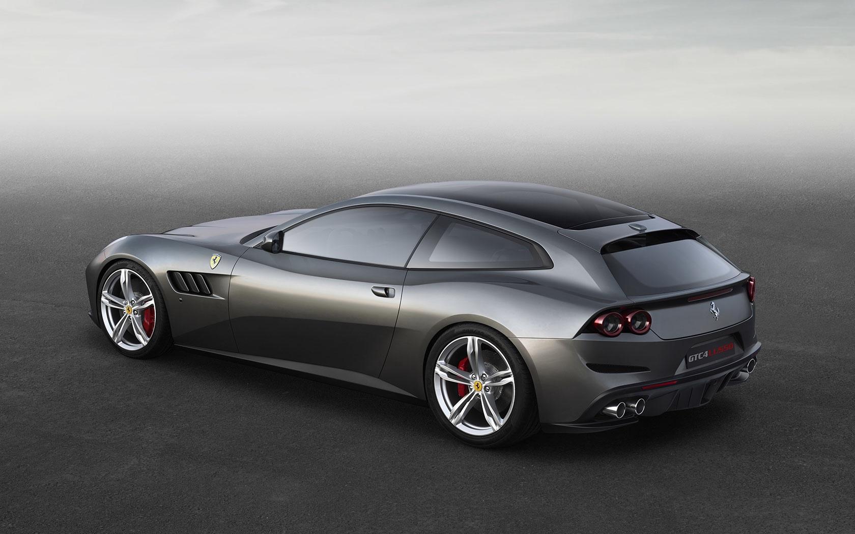 New 2020 Ferrari GTC4LUSSO  For Sale In Greenwich, CT. Alfa Romeo of Greenwich, XXX002 229_p4