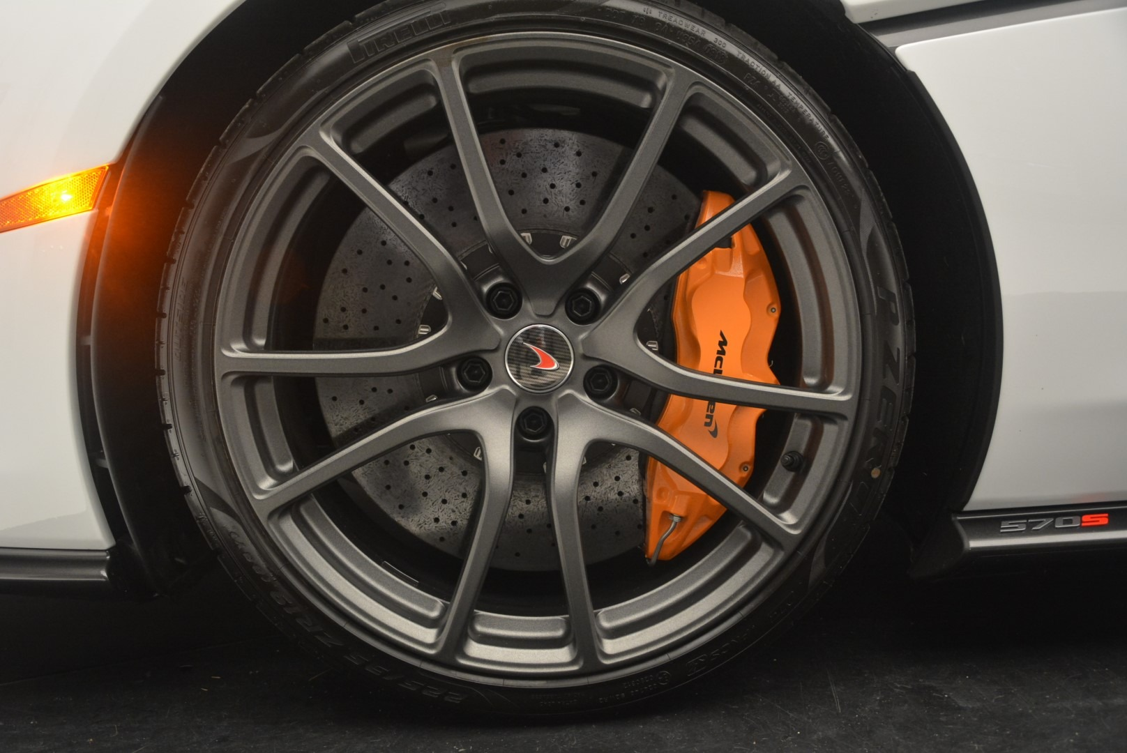 Used 2018 McLaren 570S Track Pack For Sale In Greenwich, CT. Alfa Romeo of Greenwich, MC364 2290_p15