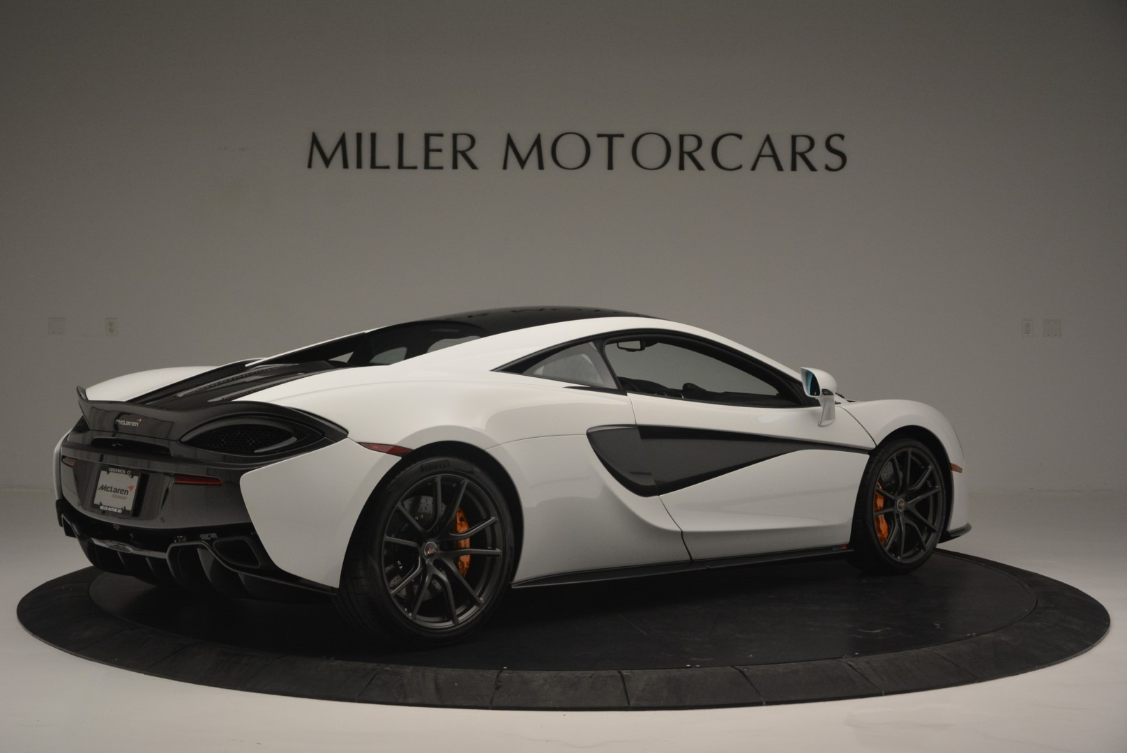 Used 2018 McLaren 570S Track Pack For Sale In Greenwich, CT. Alfa Romeo of Greenwich, MC364 2290_p8
