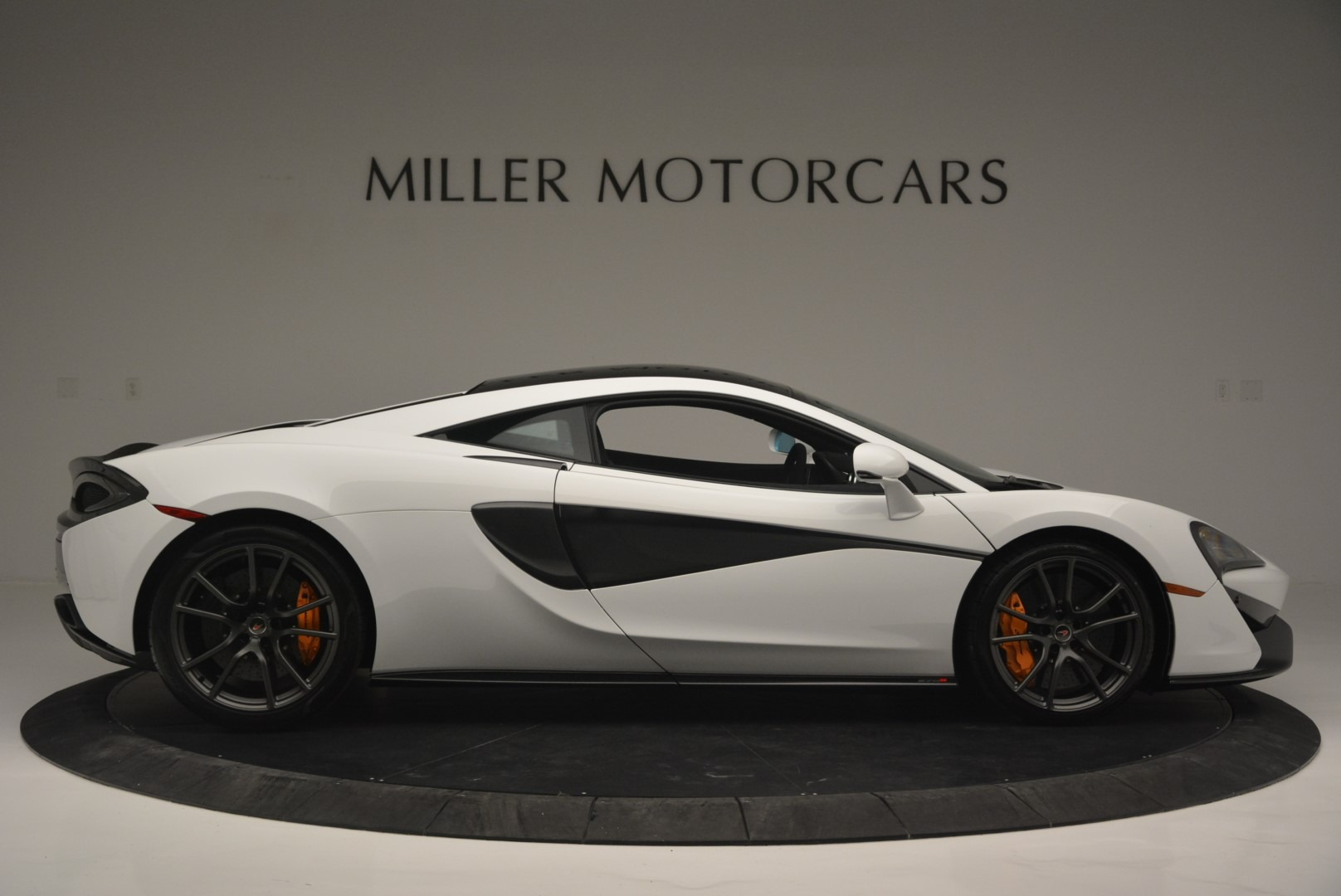 Used 2018 McLaren 570S Track Pack For Sale In Greenwich, CT. Alfa Romeo of Greenwich, MC364 2290_p9