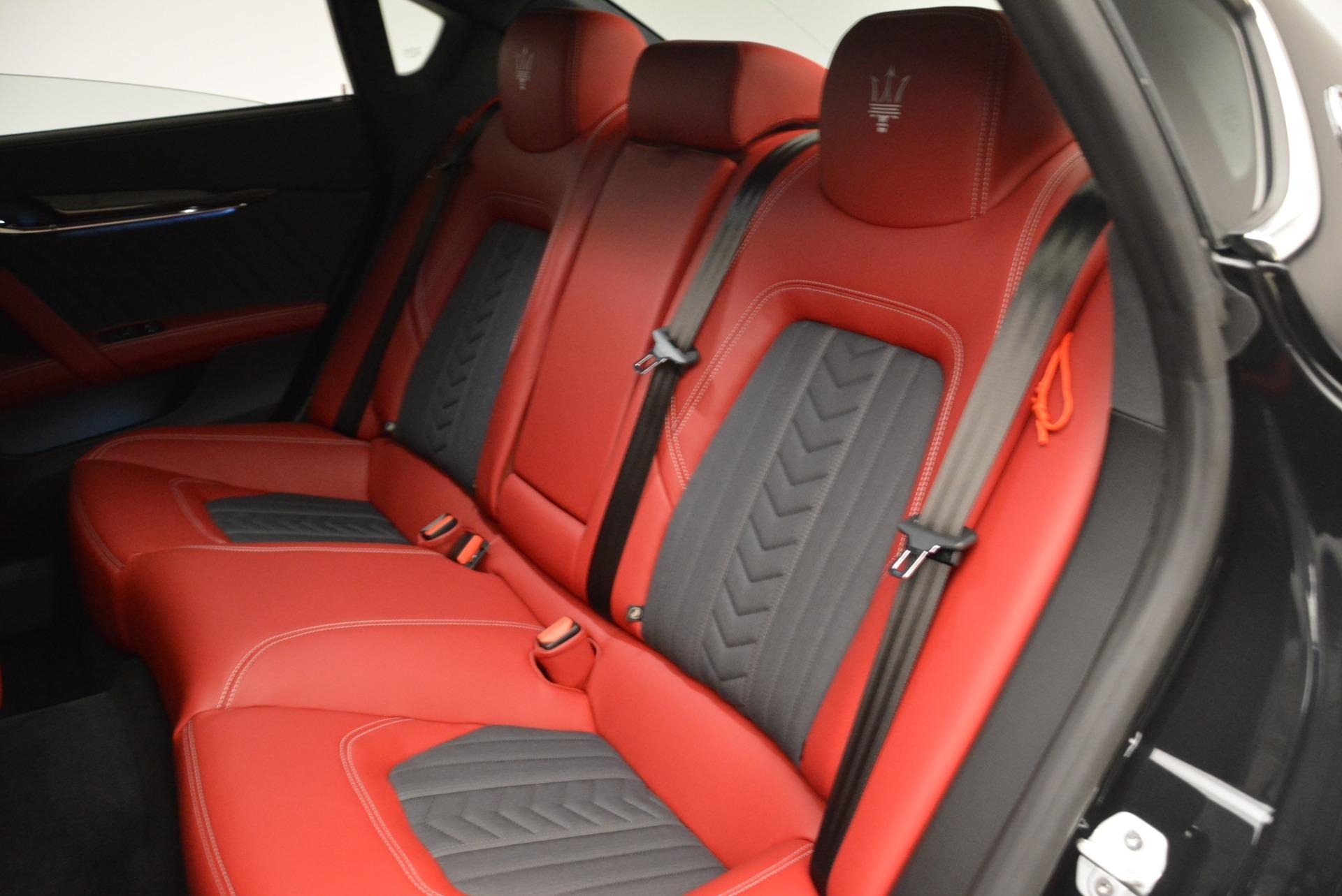 New 2018 Maserati Quattroporte S Q4 GranLusso For Sale In Greenwich, CT. Alfa Romeo of Greenwich, W597 2293_p18
