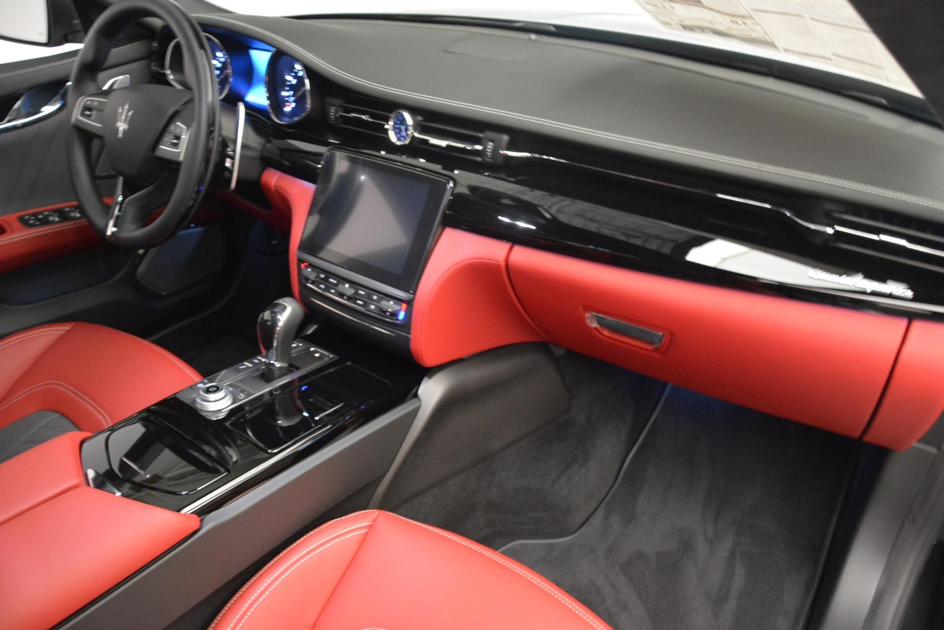 New 2018 Maserati Quattroporte S Q4 GranLusso For Sale In Greenwich, CT. Alfa Romeo of Greenwich, W597 2293_p20
