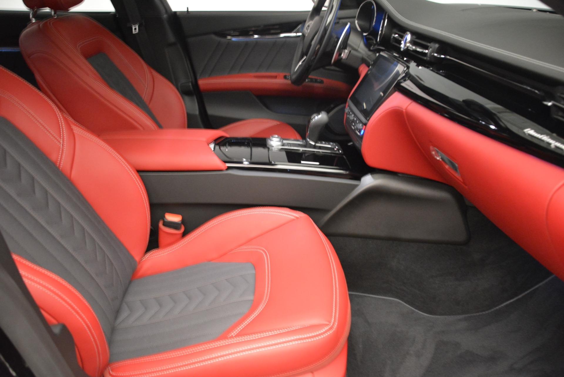New 2018 Maserati Quattroporte S Q4 GranLusso For Sale In Greenwich, CT. Alfa Romeo of Greenwich, W597 2293_p21
