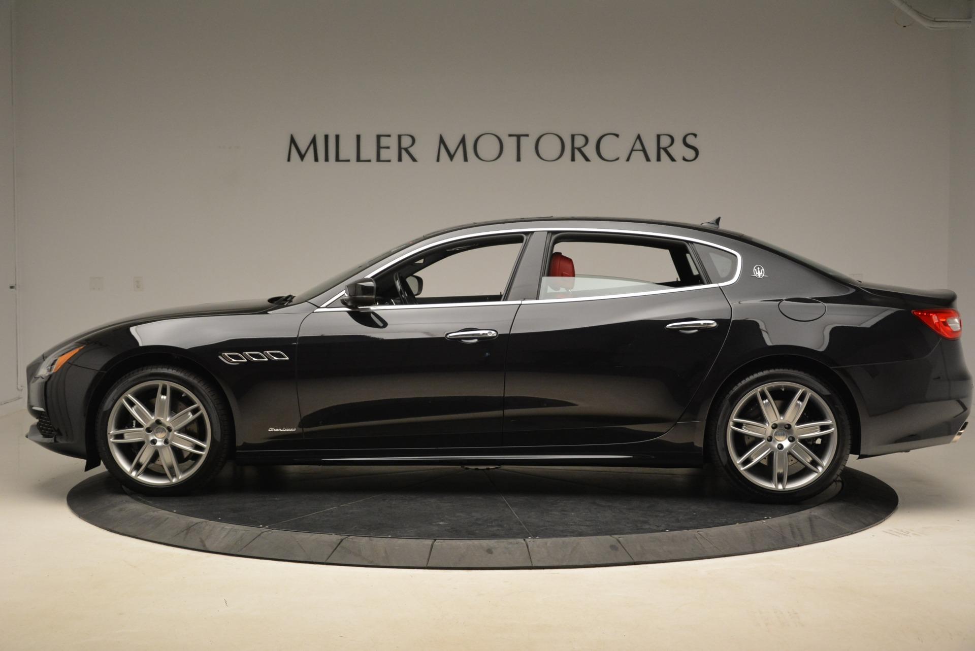 New 2018 Maserati Quattroporte S Q4 GranLusso For Sale In Greenwich, CT. Alfa Romeo of Greenwich, W597 2293_p3