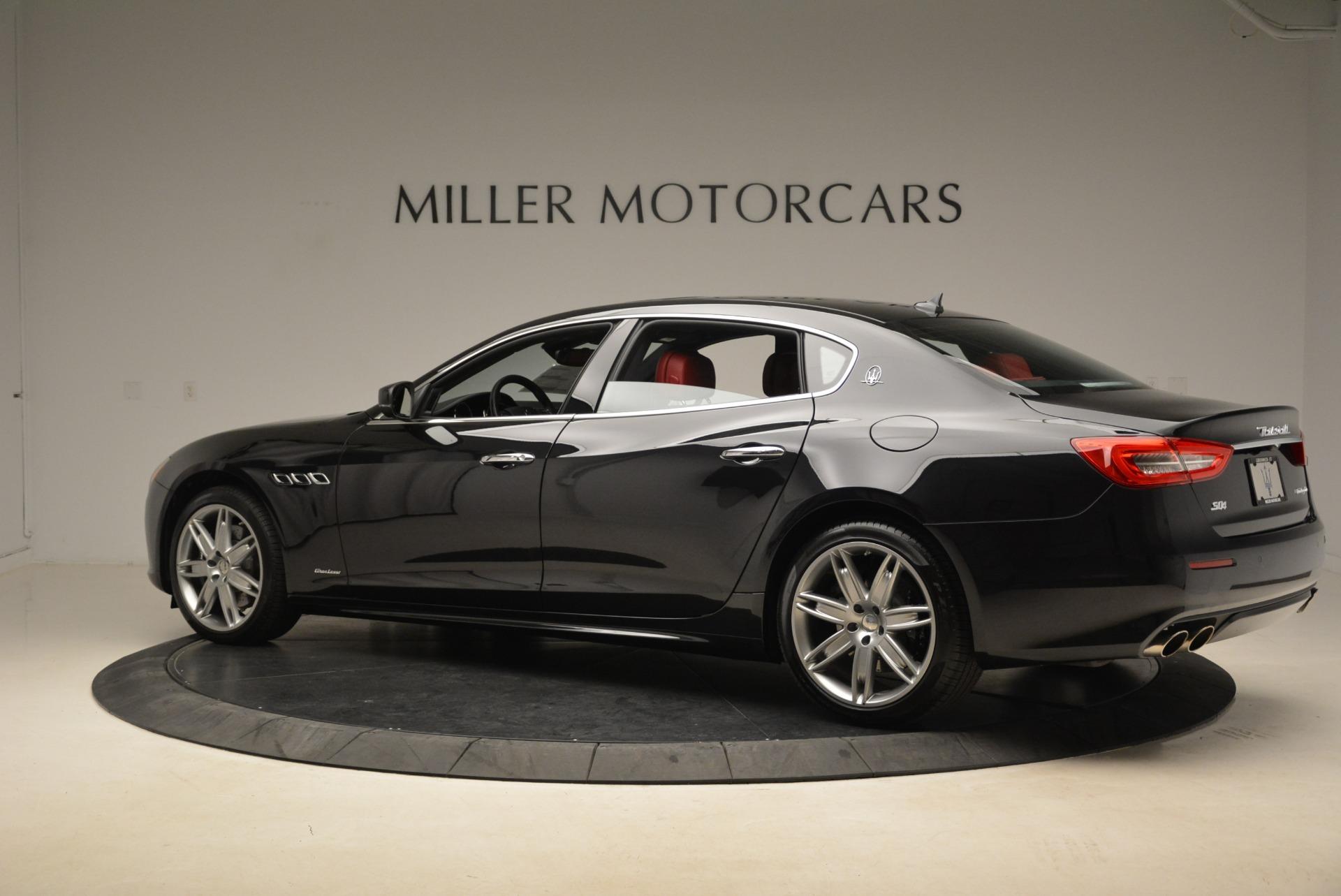 New 2018 Maserati Quattroporte S Q4 GranLusso For Sale In Greenwich, CT. Alfa Romeo of Greenwich, W597 2293_p4