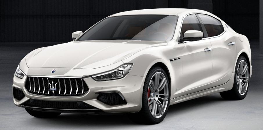 New 2018 Maserati Ghibli S Q4 GranSport For Sale In Greenwich, CT. Alfa Romeo of Greenwich, M2162 2294_main