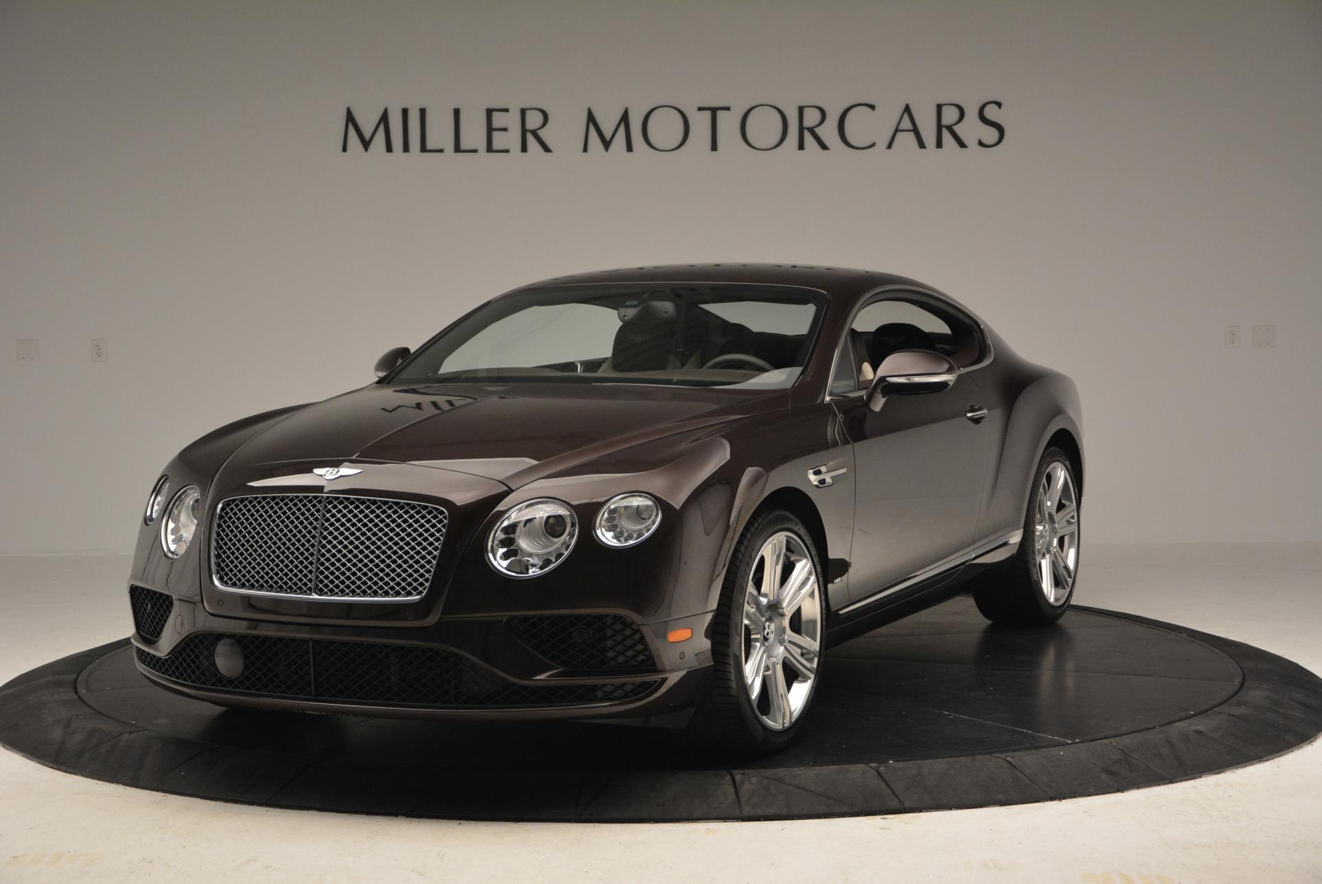 Used 2016 Bentley Continental GT W12 For Sale In Greenwich, CT. Alfa Romeo of Greenwich, B1130
