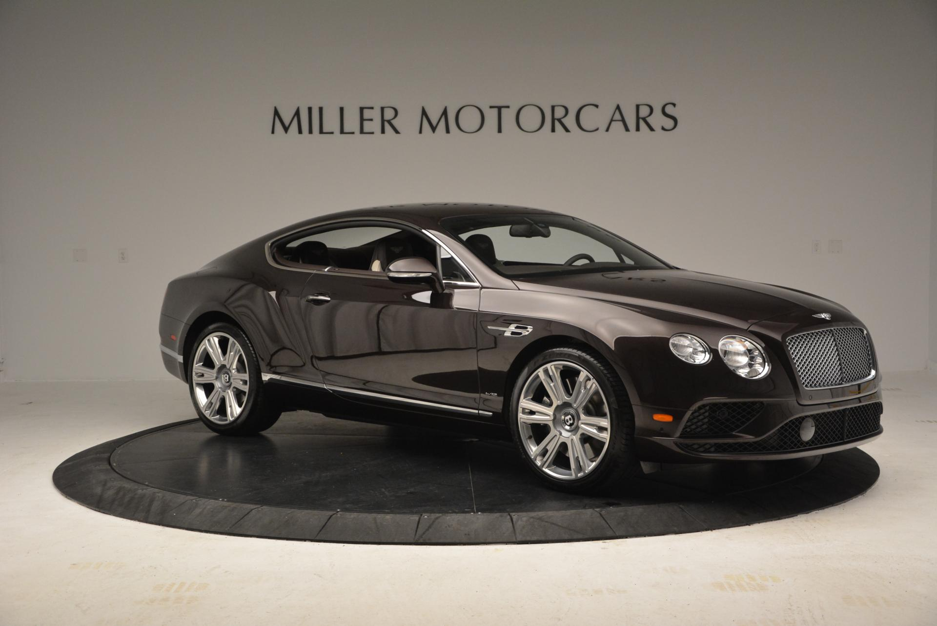 Used 2016 Bentley Continental GT W12 For Sale In Greenwich, CT. Alfa Romeo of Greenwich, B1130 23_p10