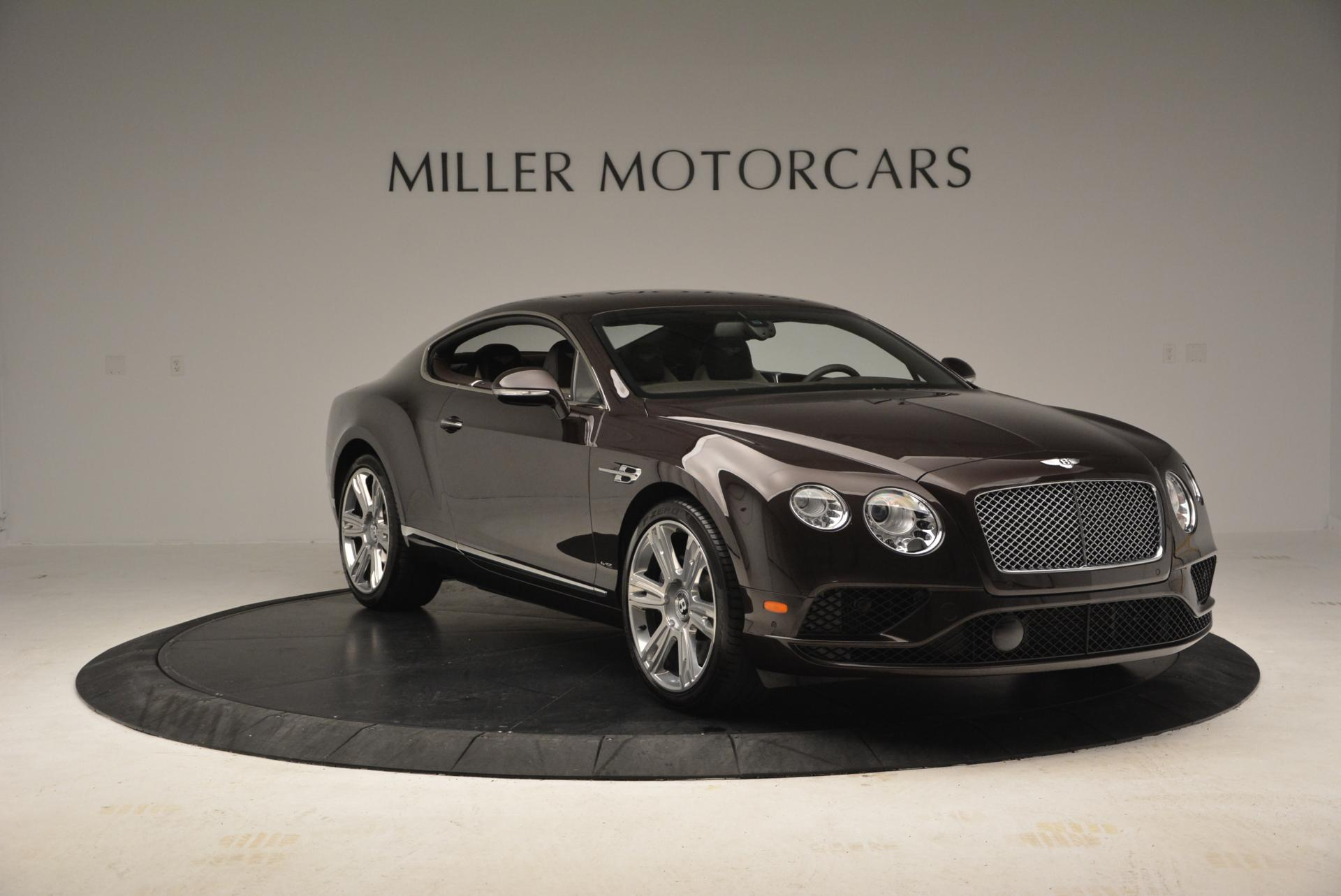 Used 2016 Bentley Continental GT W12 For Sale In Greenwich, CT. Alfa Romeo of Greenwich, B1130 23_p11
