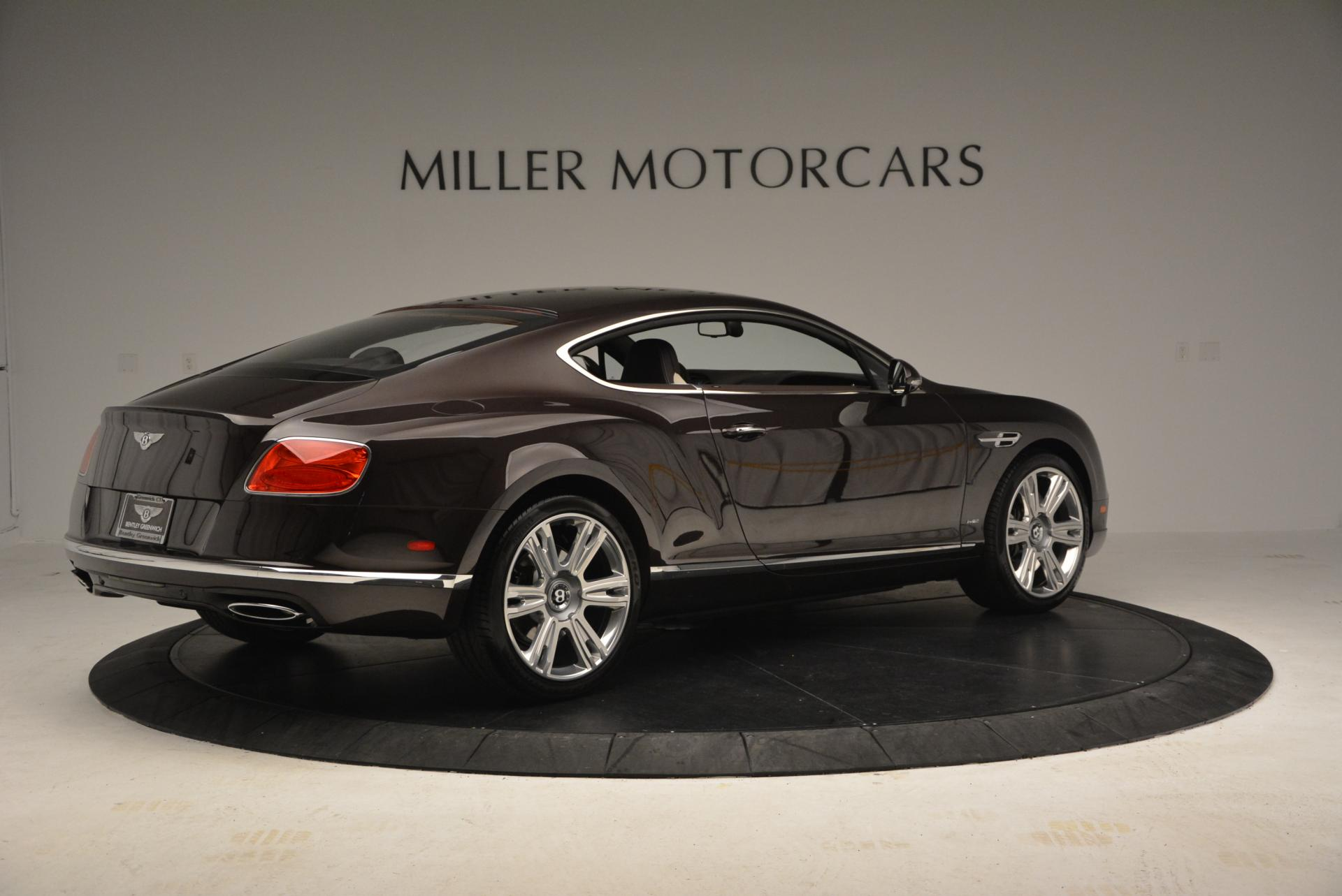 Used 2016 Bentley Continental GT W12 For Sale In Greenwich, CT. Alfa Romeo of Greenwich, B1130 23_p8