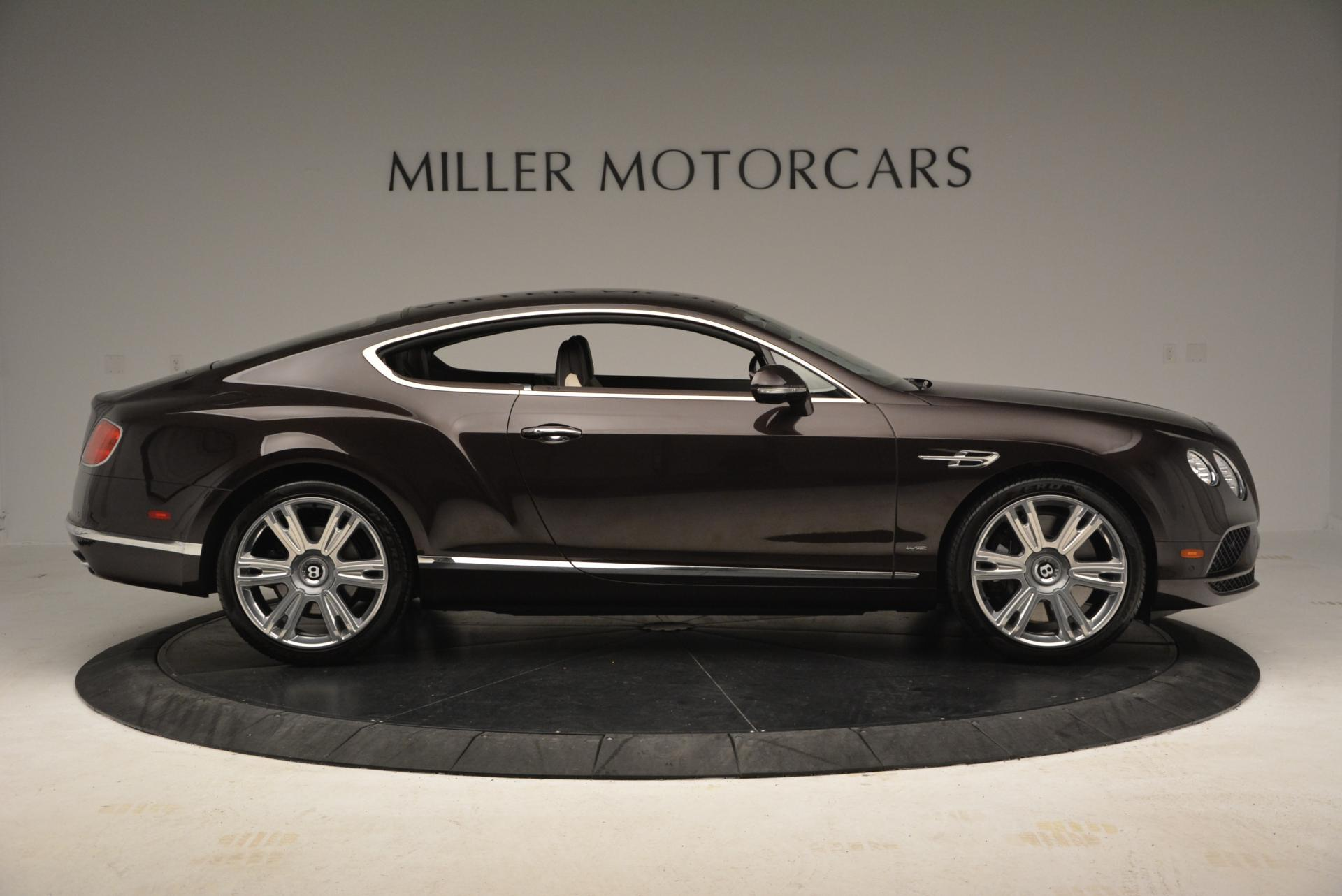 Used 2016 Bentley Continental GT W12 For Sale In Greenwich, CT. Alfa Romeo of Greenwich, B1130 23_p9