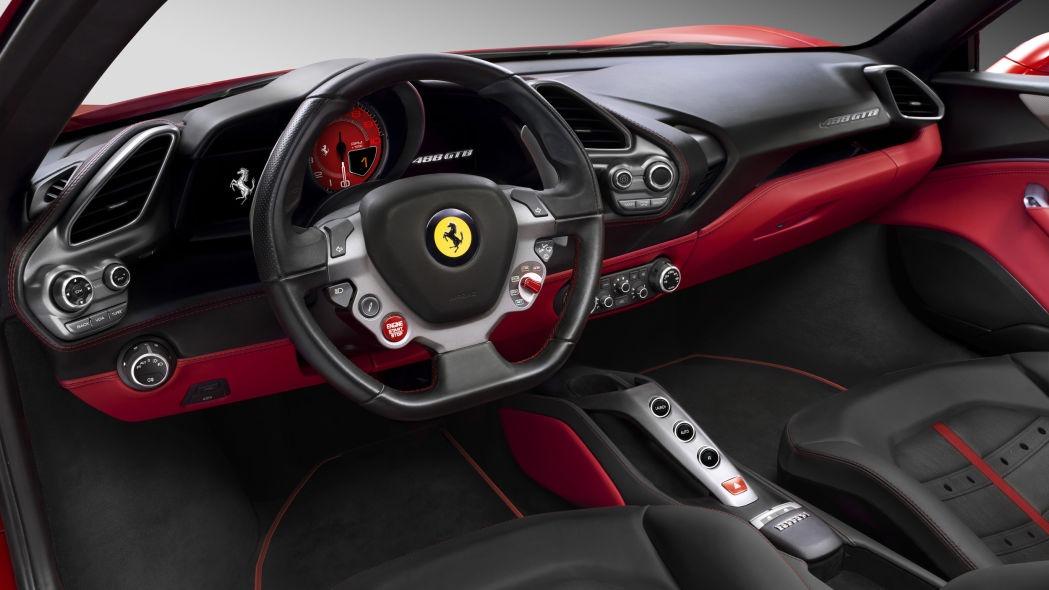 New 2019 Ferrari 488 GTB  For Sale In Greenwich, CT. Alfa Romeo of Greenwich, XXX003 230_p6