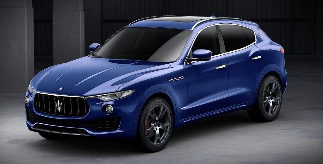 New 2018 Maserati Levante Q4 GranSport For Sale In Greenwich, CT. Alfa Romeo of Greenwich, M2102 2303_main