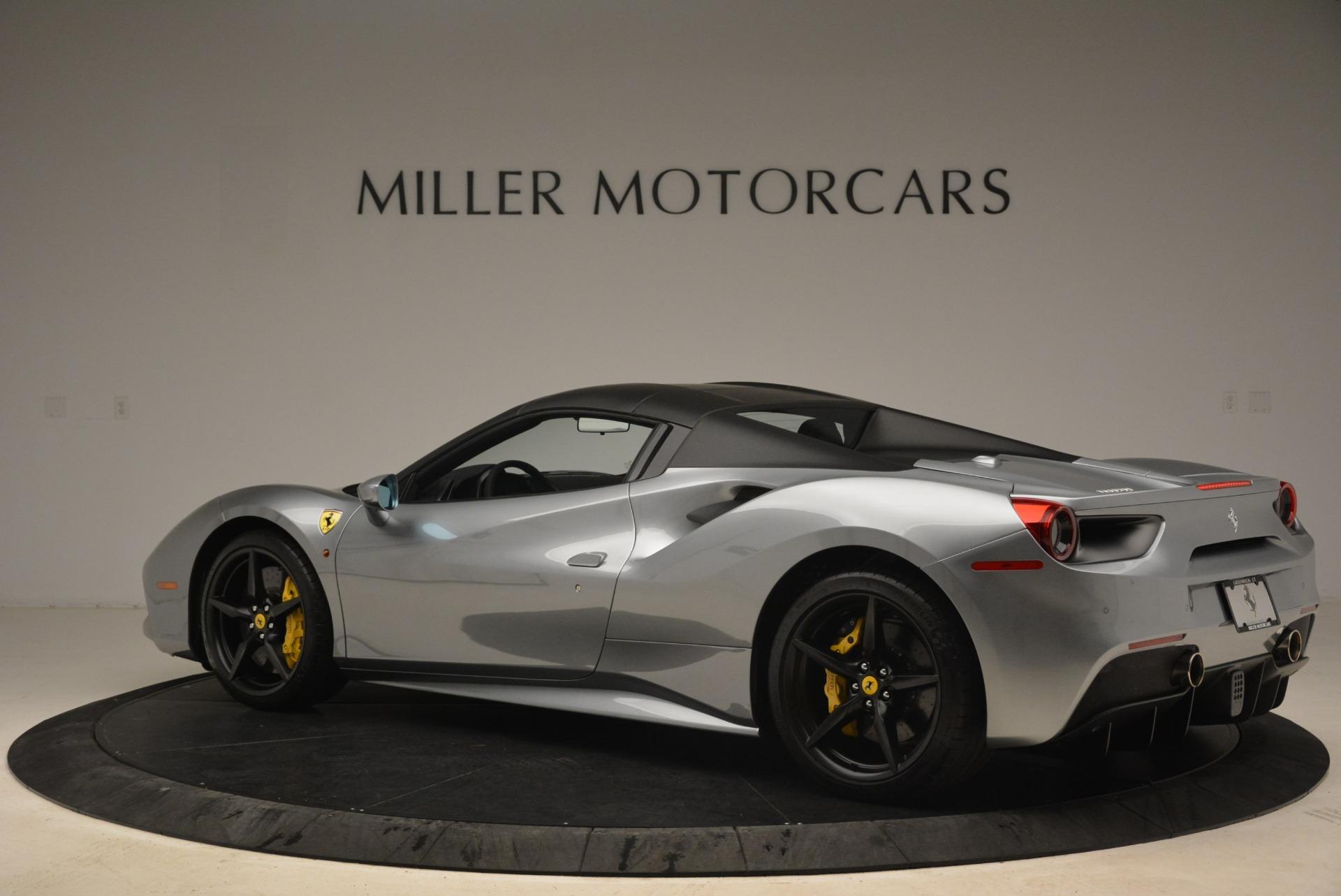 Used 2018 Ferrari 488 Spider  For Sale In Greenwich, CT. Alfa Romeo of Greenwich, 4612 2306_p16
