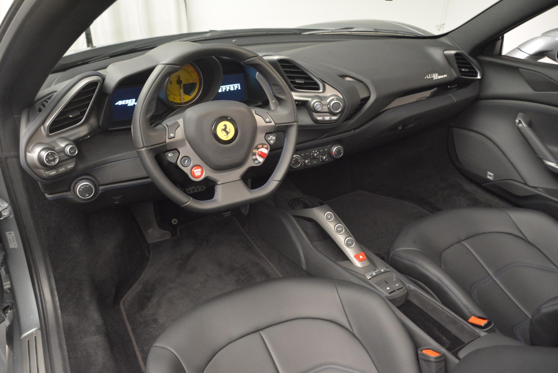 Used 2018 Ferrari 488 Spider  For Sale In Greenwich, CT. Alfa Romeo of Greenwich, 4612 2306_p25
