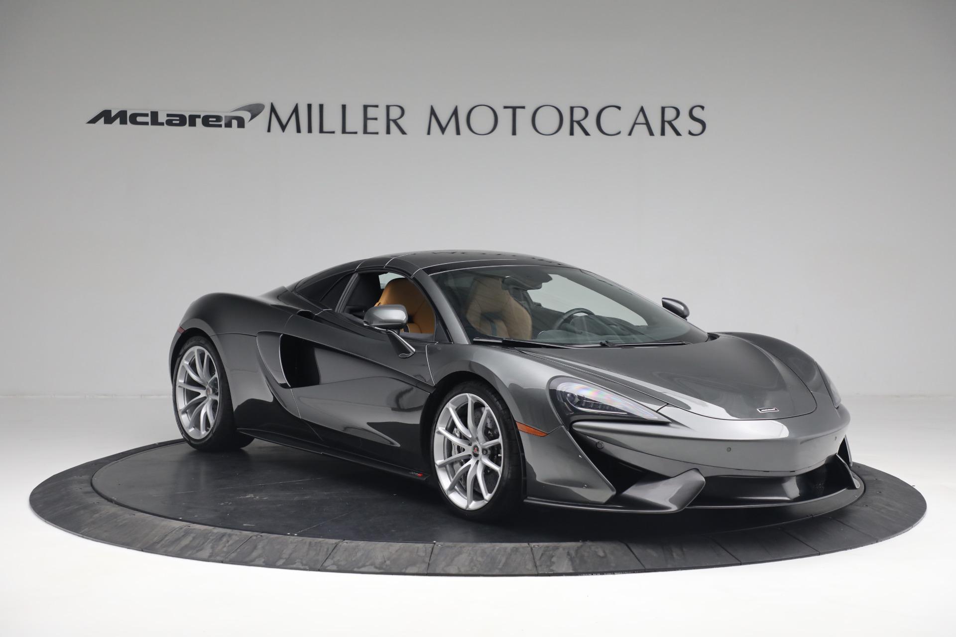 Used 2018 McLaren 570S Spider For Sale In Greenwich, CT. Alfa Romeo of Greenwich, MC363 2308_p14