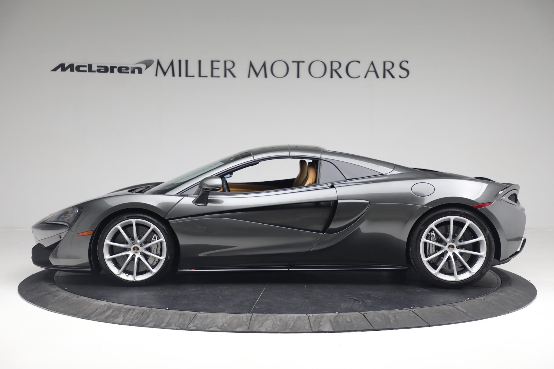 Used 2018 McLaren 570S Spider For Sale In Greenwich, CT. Alfa Romeo of Greenwich, MC363 2308_p17