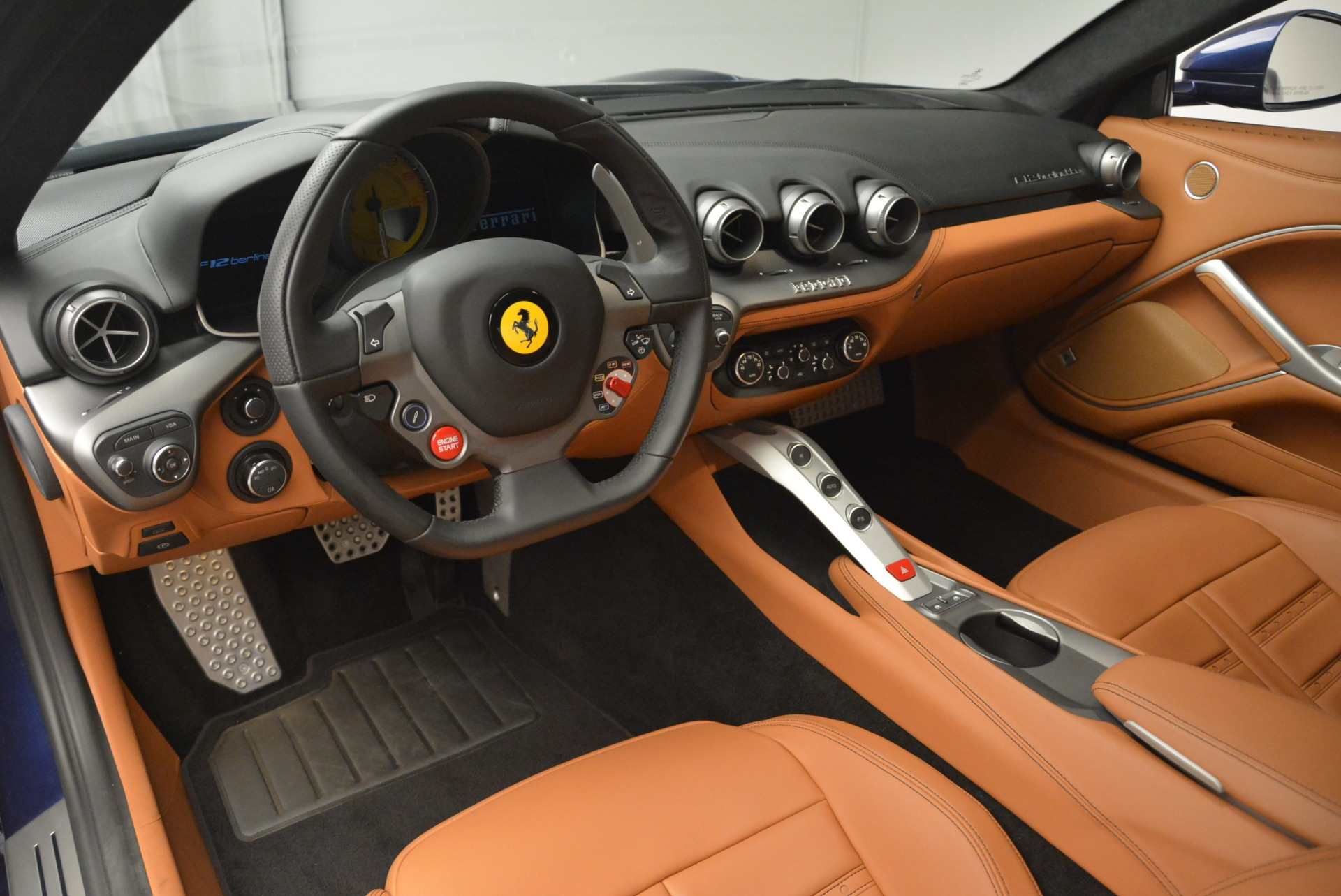 Used 2014 Ferrari F12 Berlinetta  For Sale In Greenwich, CT. Alfa Romeo of Greenwich, F1897A 2309_p13