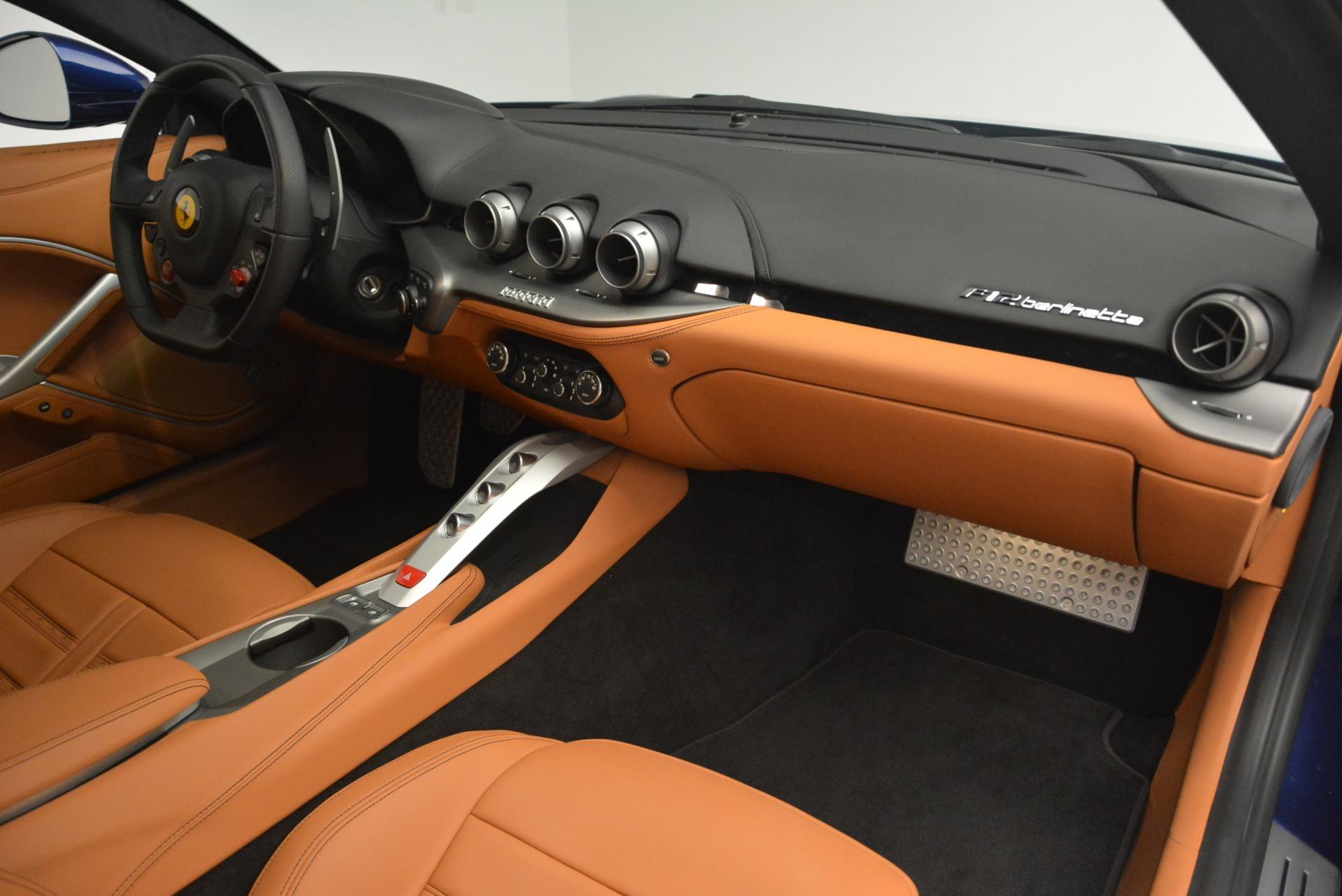 Used 2014 Ferrari F12 Berlinetta  For Sale In Greenwich, CT. Alfa Romeo of Greenwich, F1897A 2309_p17