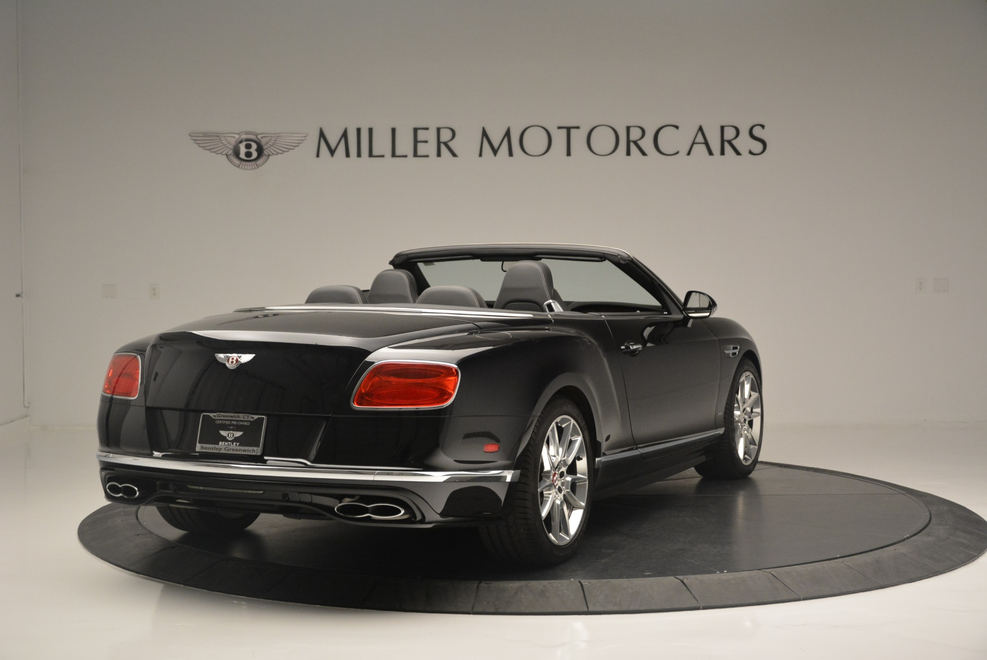 Used 2016 Bentley Continental GT V8 S For Sale In Greenwich, CT. Alfa Romeo of Greenwich, 7386 2311_p7
