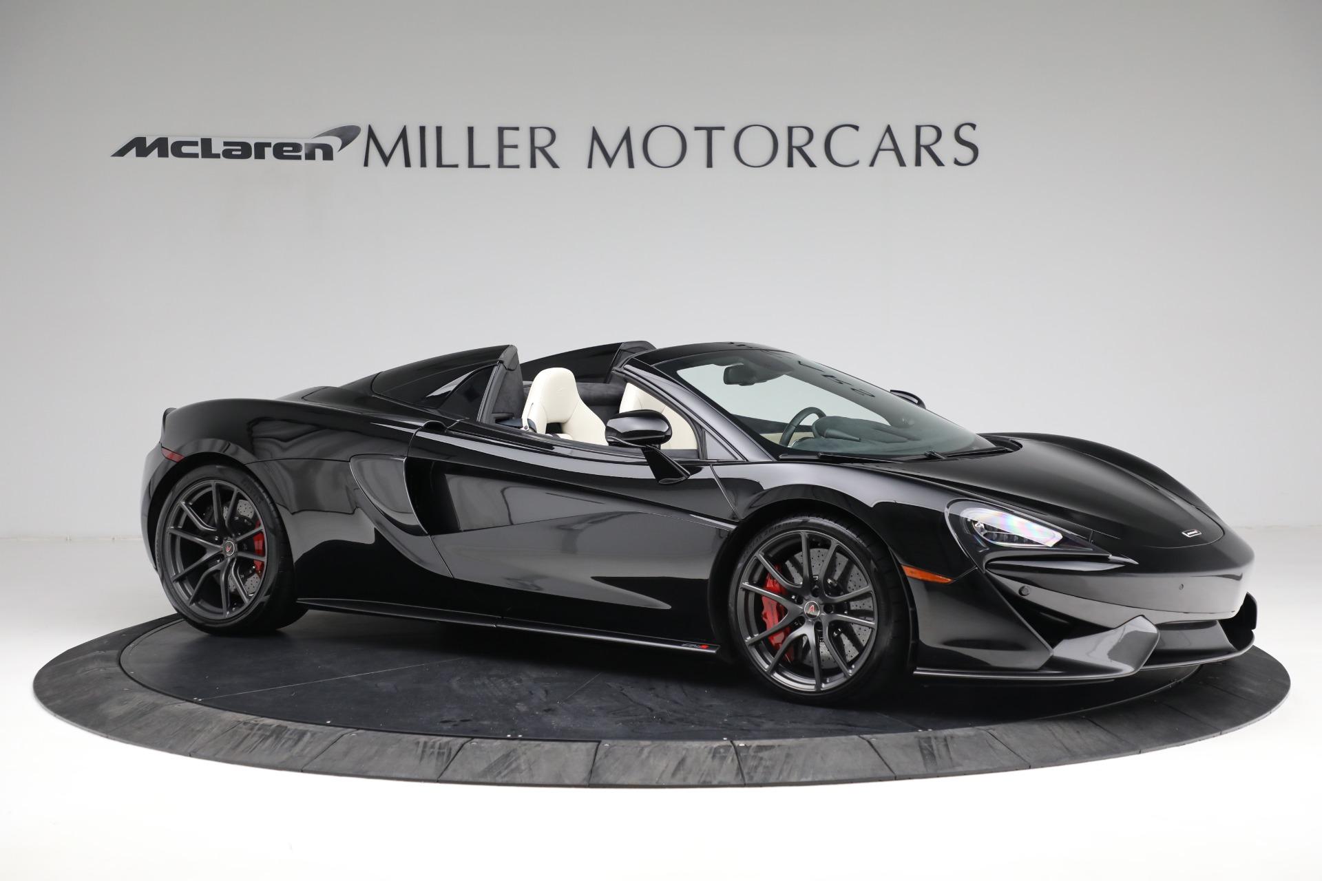 New 2018 McLaren 570S Spider For Sale In Greenwich, CT. Alfa Romeo of Greenwich, MC360 2312_p10