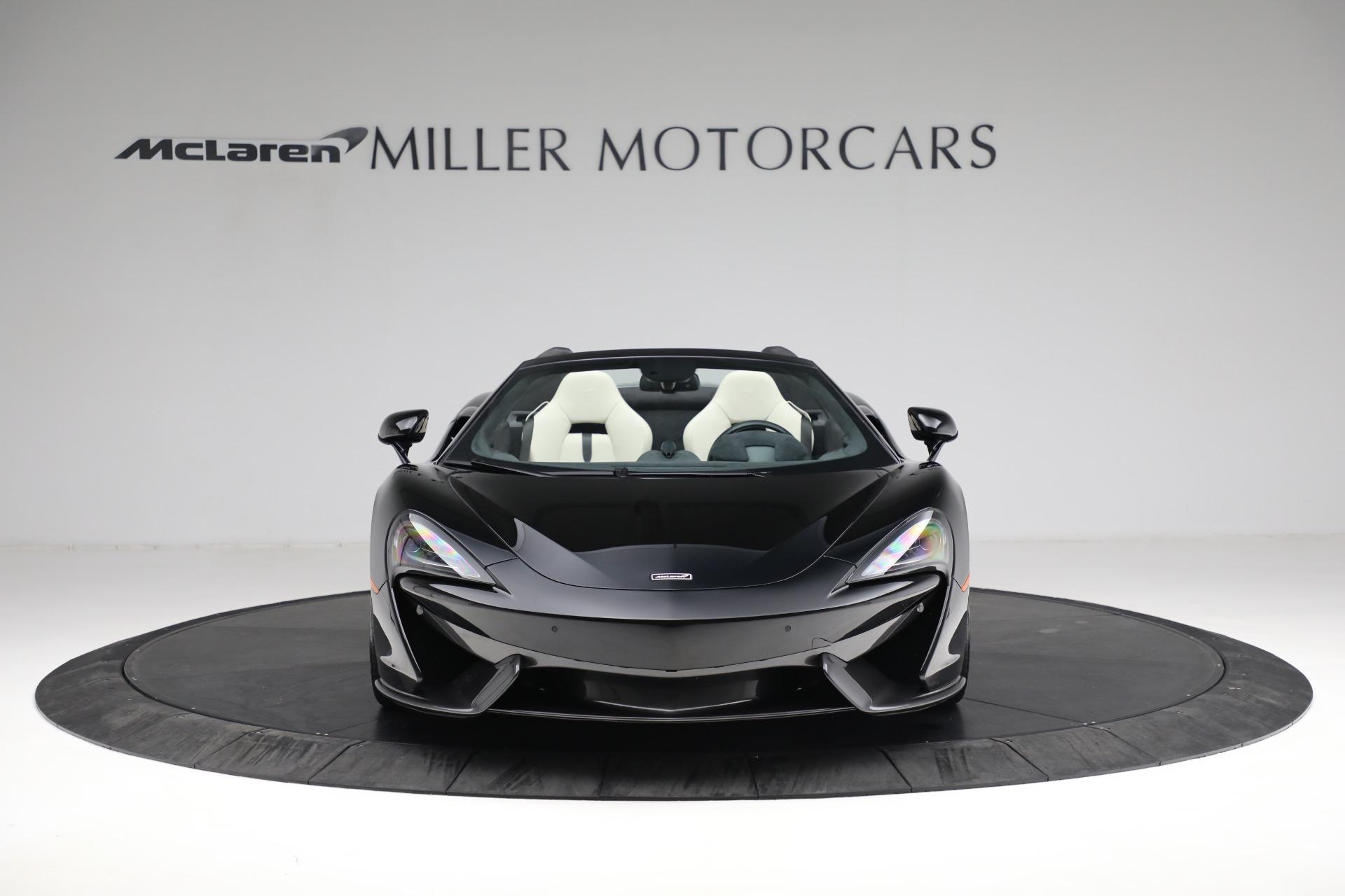 New 2018 McLaren 570S Spider For Sale In Greenwich, CT. Alfa Romeo of Greenwich, MC360 2312_p12