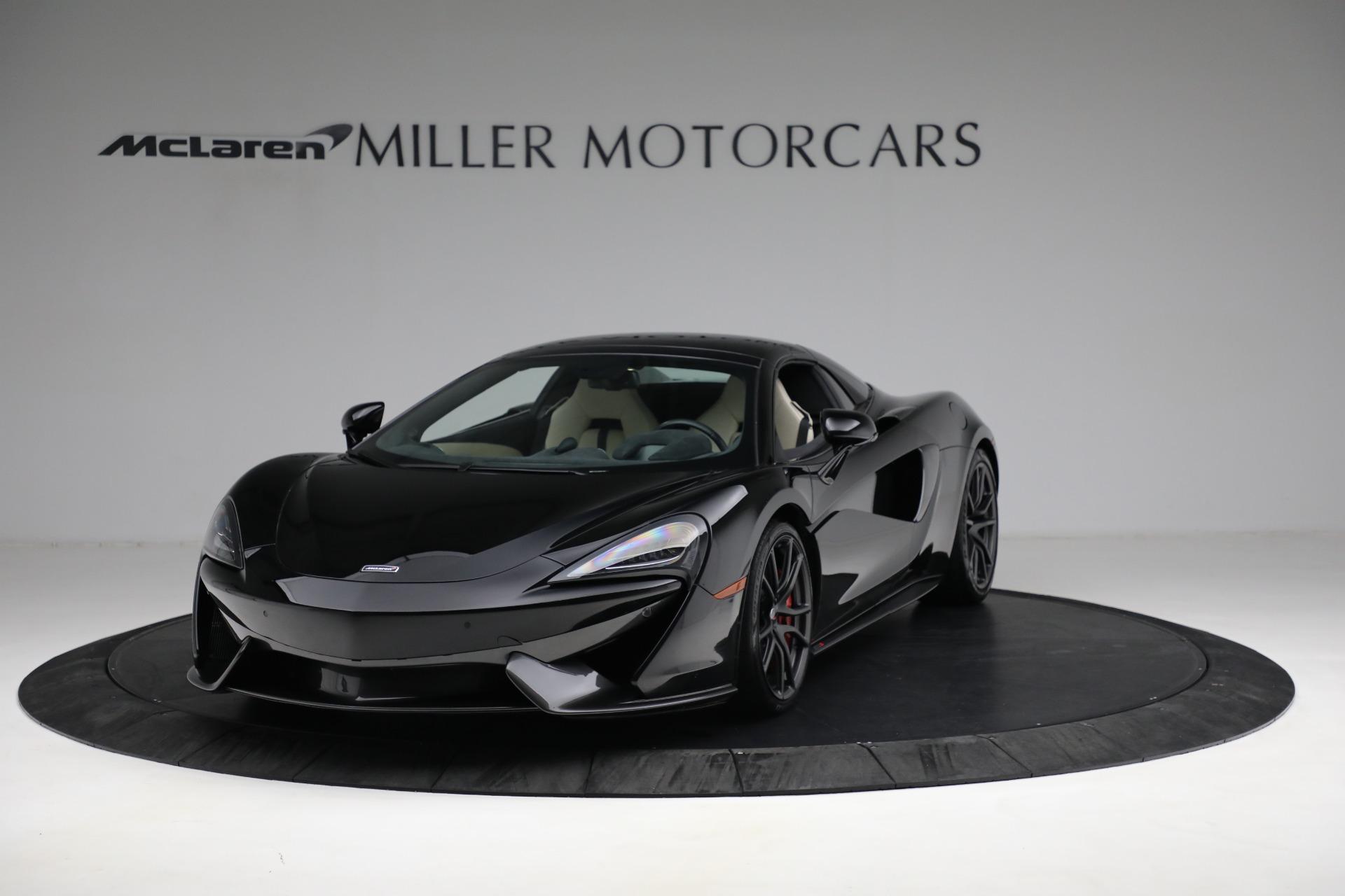 New 2018 McLaren 570S Spider For Sale In Greenwich, CT. Alfa Romeo of Greenwich, MC360 2312_p13