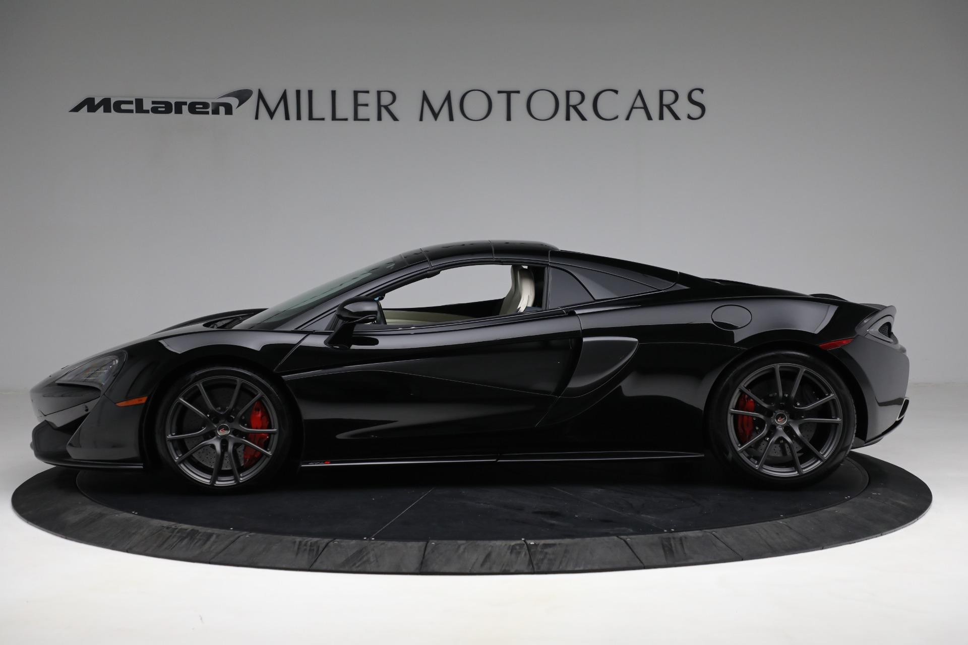New 2018 McLaren 570S Spider For Sale In Greenwich, CT. Alfa Romeo of Greenwich, MC360 2312_p15
