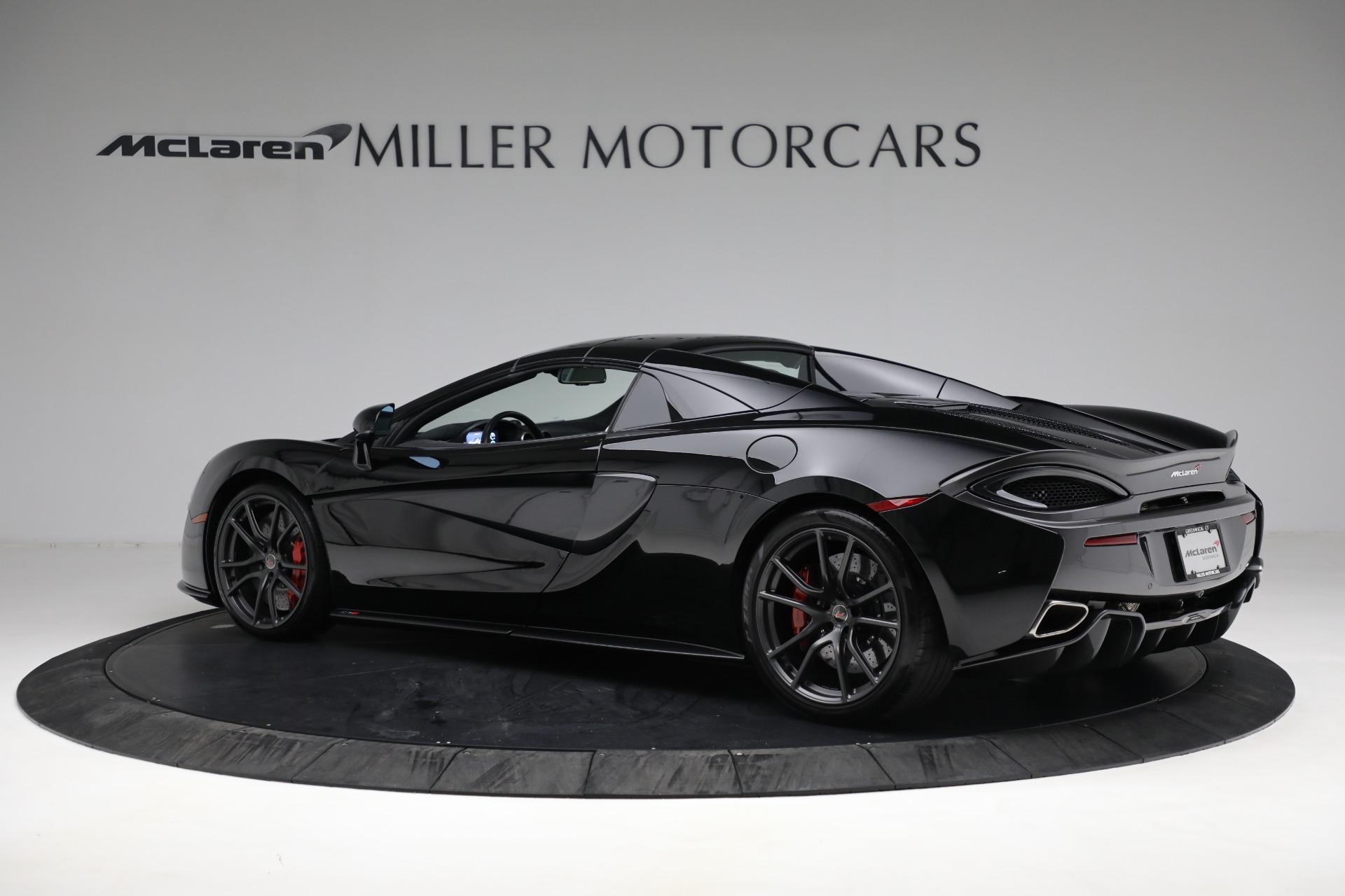 New 2018 McLaren 570S Spider For Sale In Greenwich, CT. Alfa Romeo of Greenwich, MC360 2312_p16