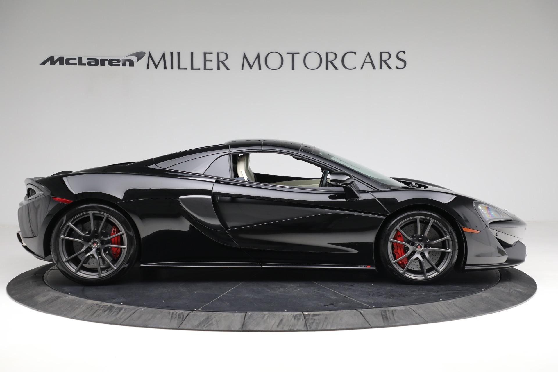 New 2018 McLaren 570S Spider For Sale In Greenwich, CT. Alfa Romeo of Greenwich, MC360 2312_p17