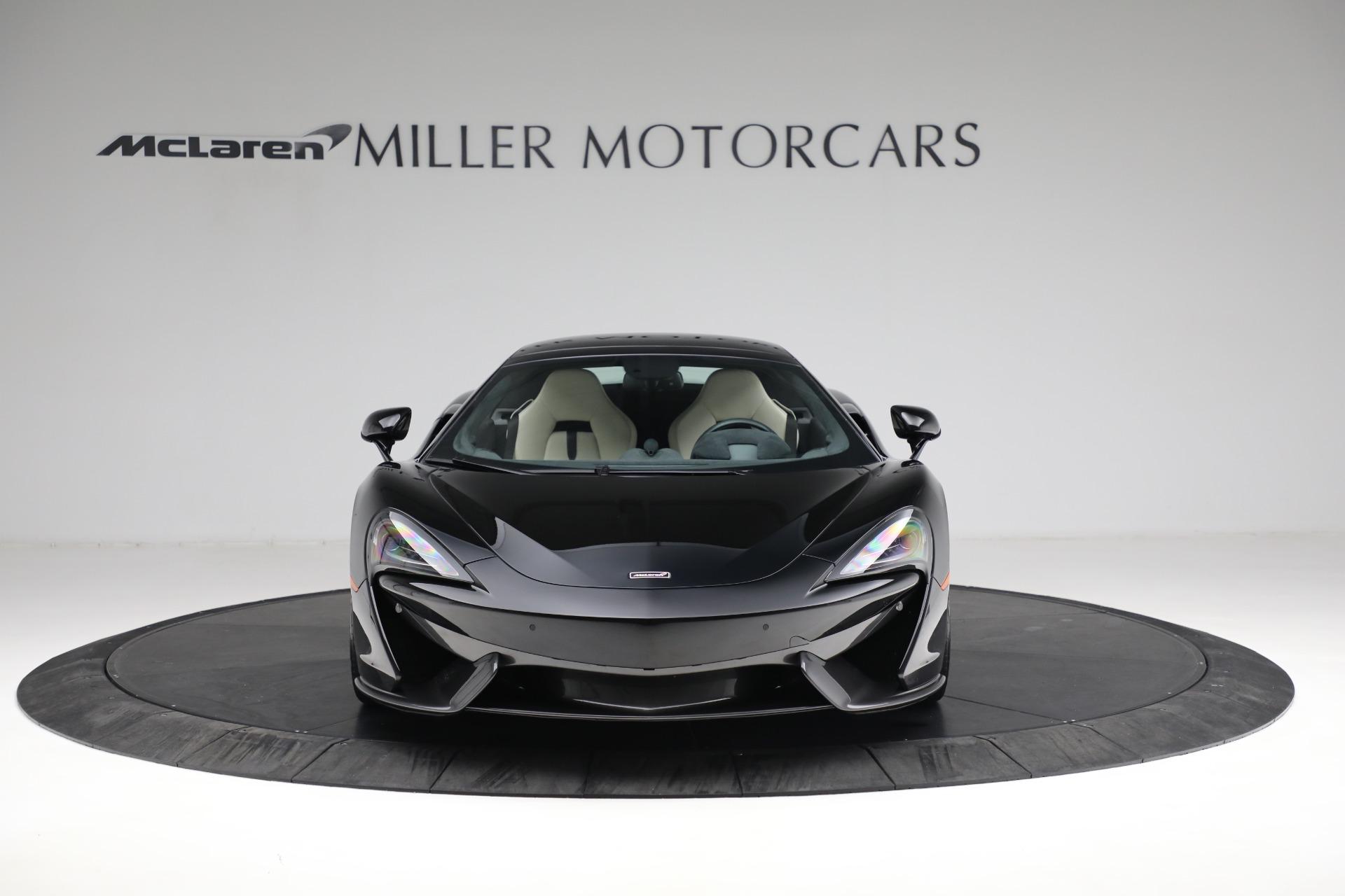 New 2018 McLaren 570S Spider For Sale In Greenwich, CT. Alfa Romeo of Greenwich, MC360 2312_p20