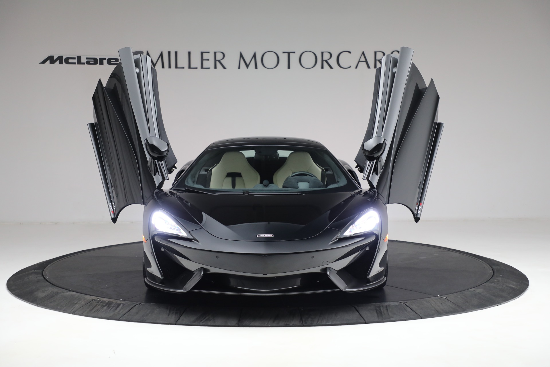 New 2018 McLaren 570S Spider For Sale In Greenwich, CT. Alfa Romeo of Greenwich, MC360 2312_p21