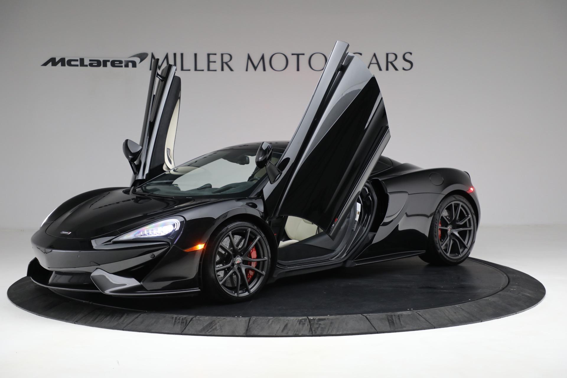 New 2018 McLaren 570S Spider For Sale In Greenwich, CT. Alfa Romeo of Greenwich, MC360 2312_p22