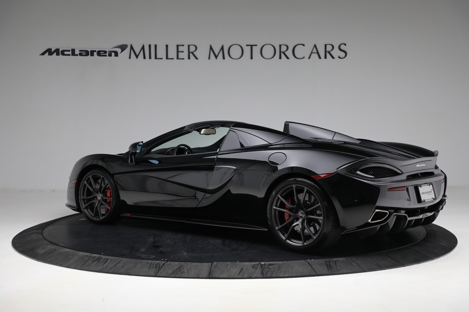 New 2018 McLaren 570S Spider For Sale In Greenwich, CT. Alfa Romeo of Greenwich, MC360 2312_p4